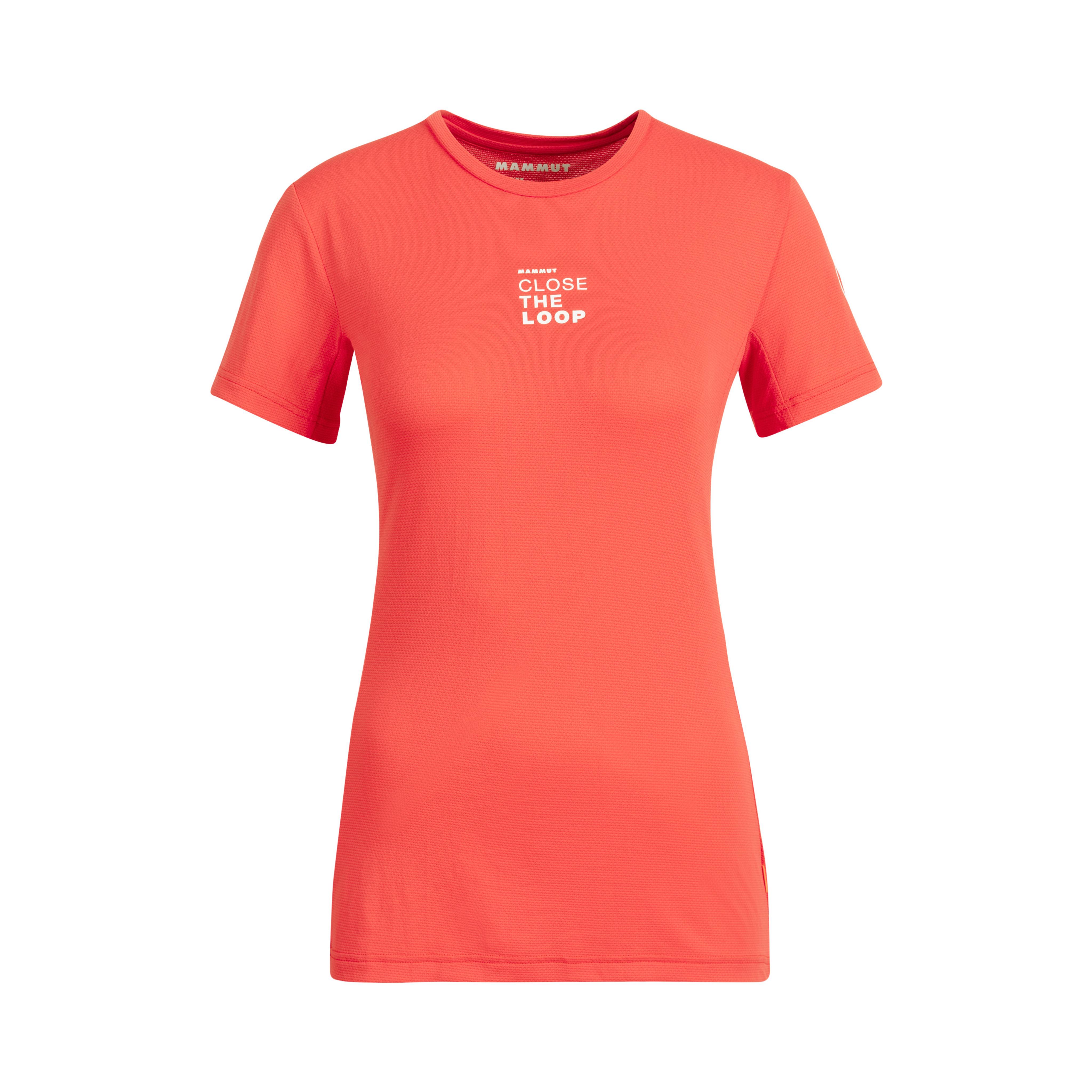 Close The Loop T-Shirt Women - sunset, XS thumbnail
