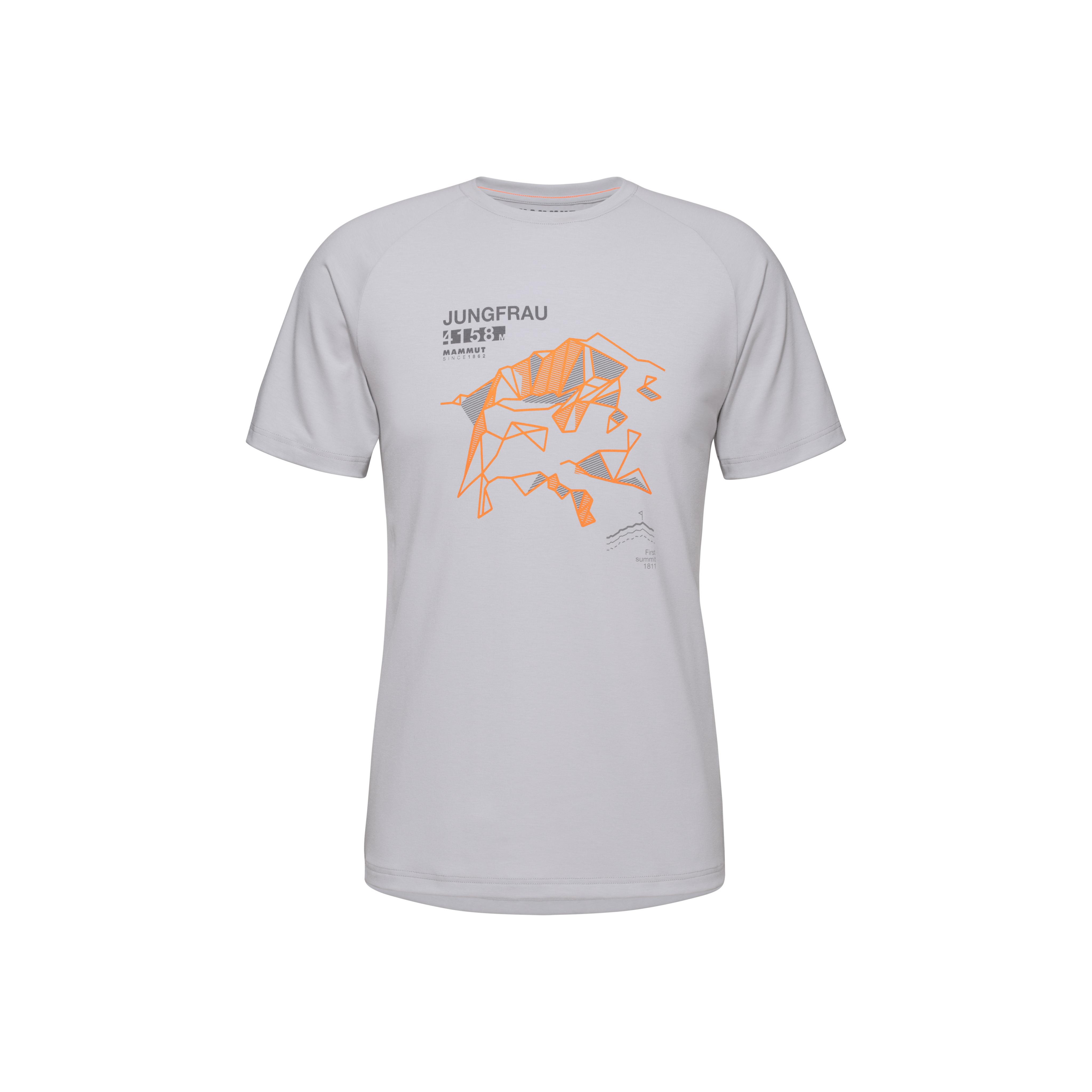 Mountain T-Shirt Men - highway, S thumbnail