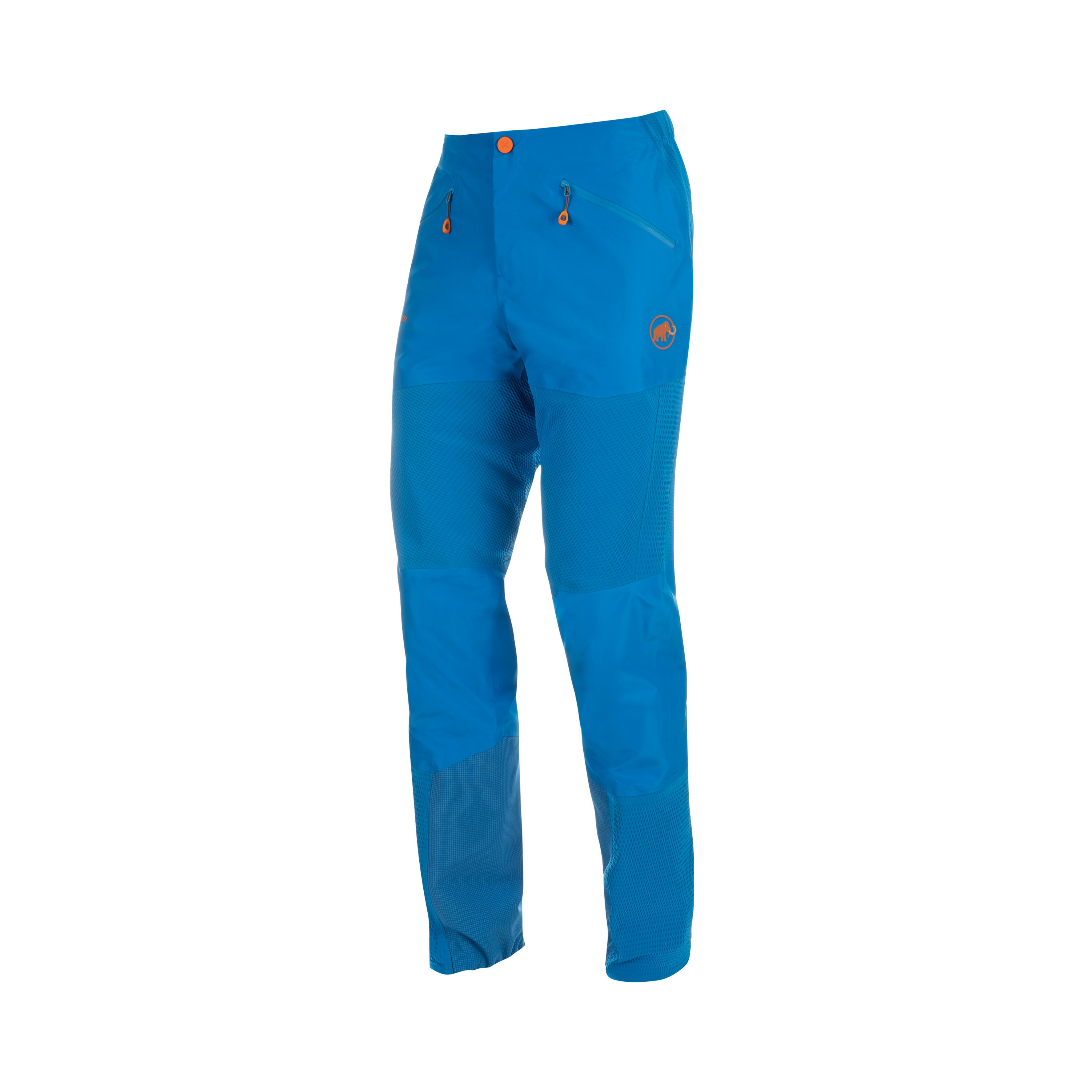 Nordwand HS Flex Pants Men - ice, normal, UK 28 thumbnail