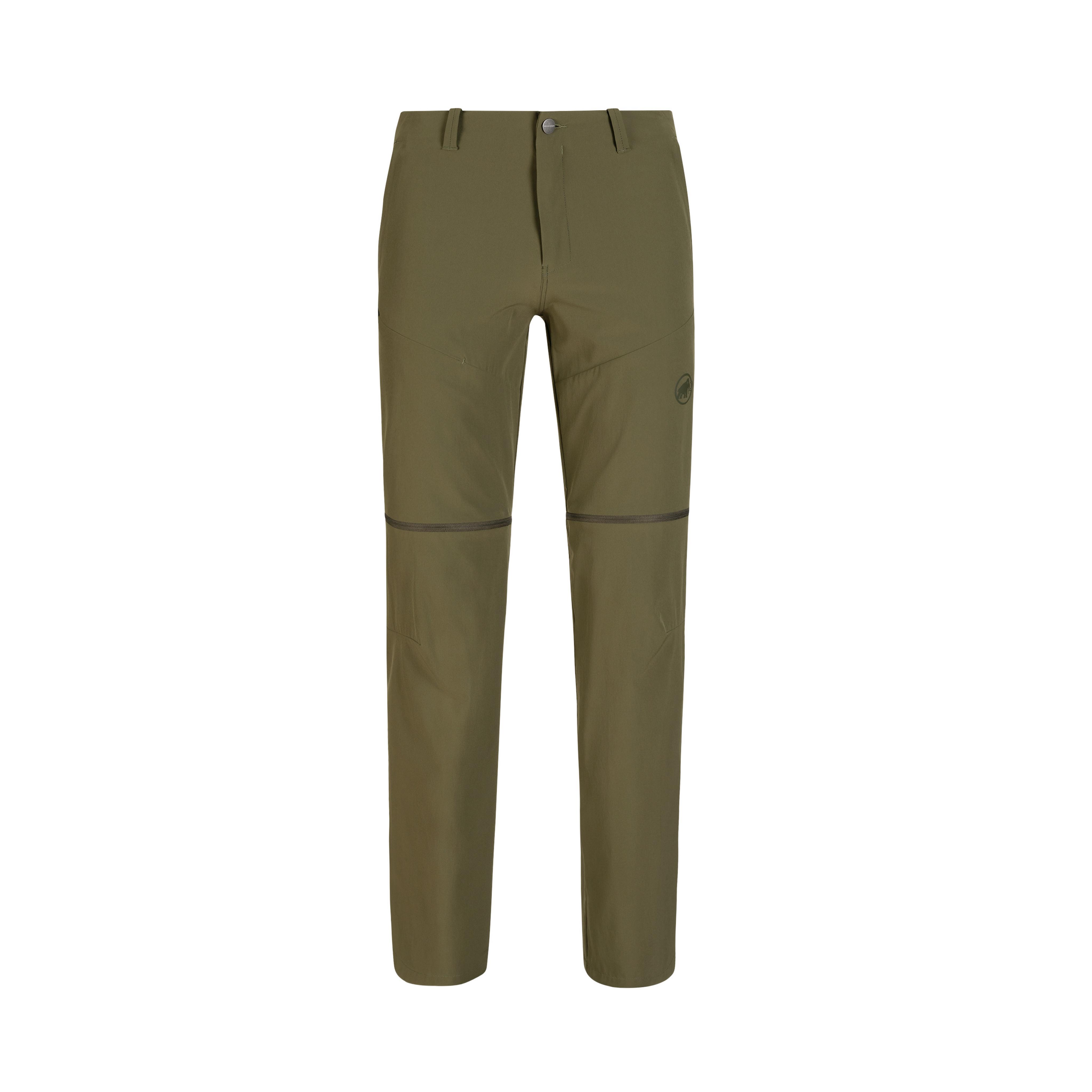 Runbold Zip Off Pants Men - iguana, normal, UK 28 thumbnail