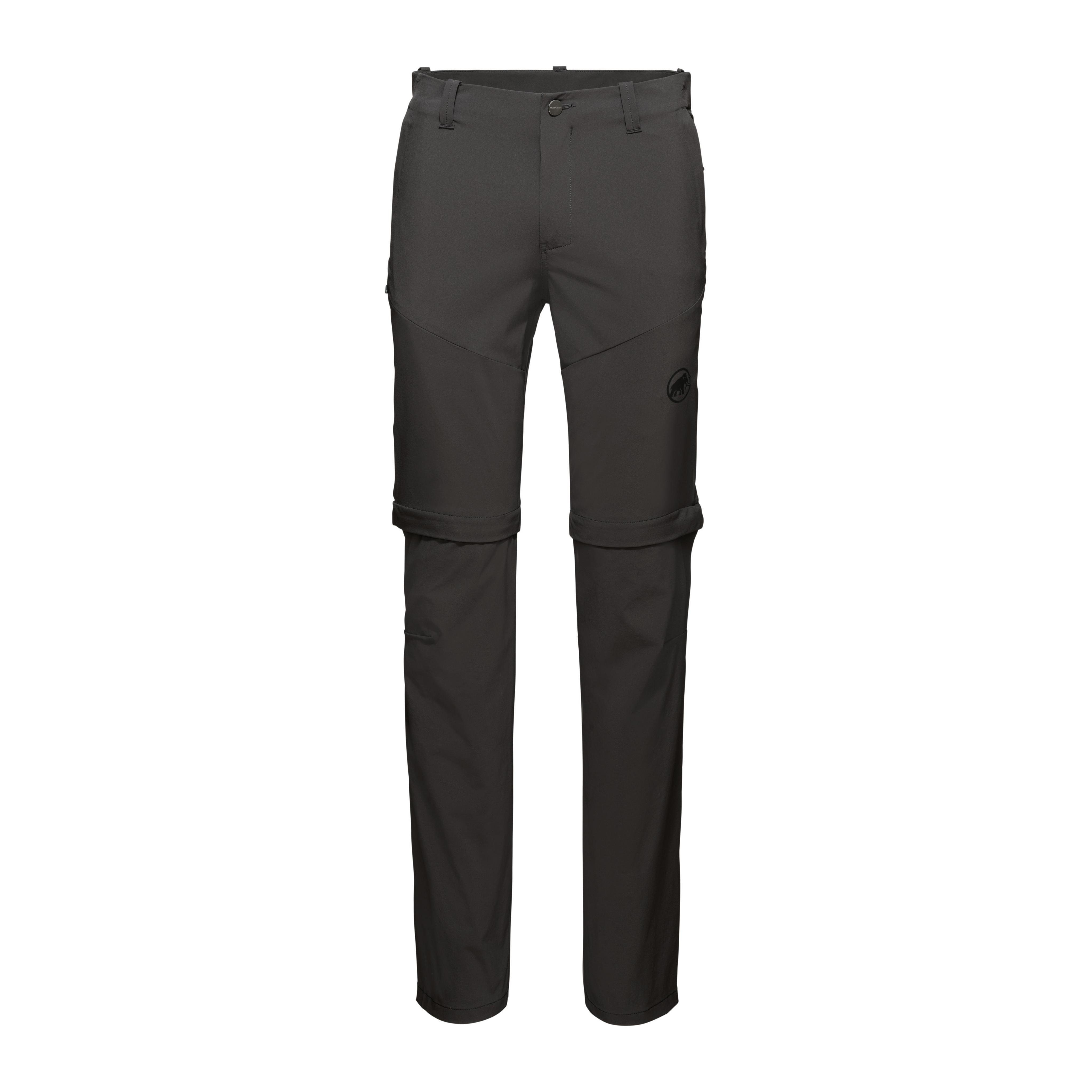 Runbold Zip Off Pants Men - normal, phantom, UK 28 thumbnail