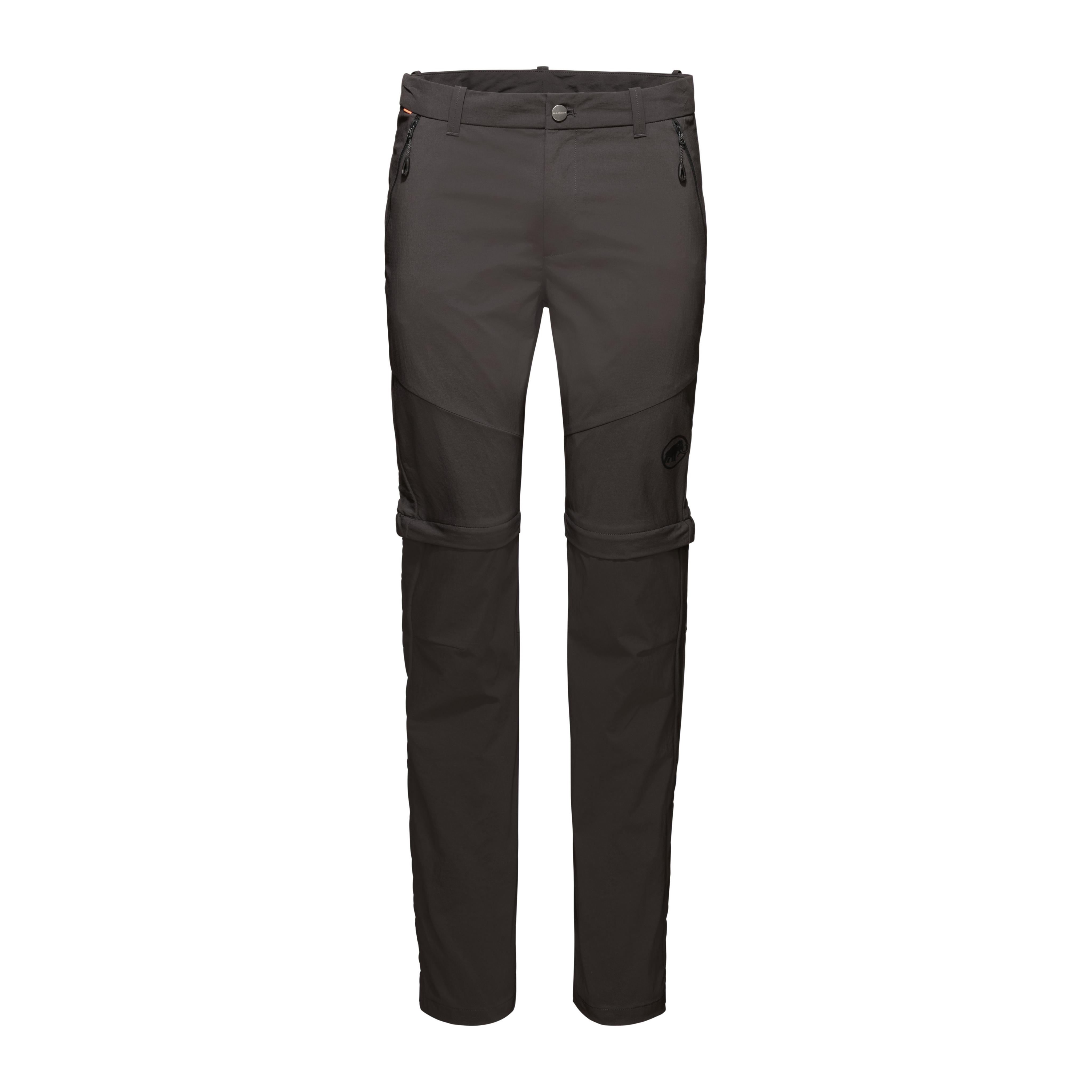Hiking Zip Off Pants Men - normal, phantom, UK 30 thumbnail