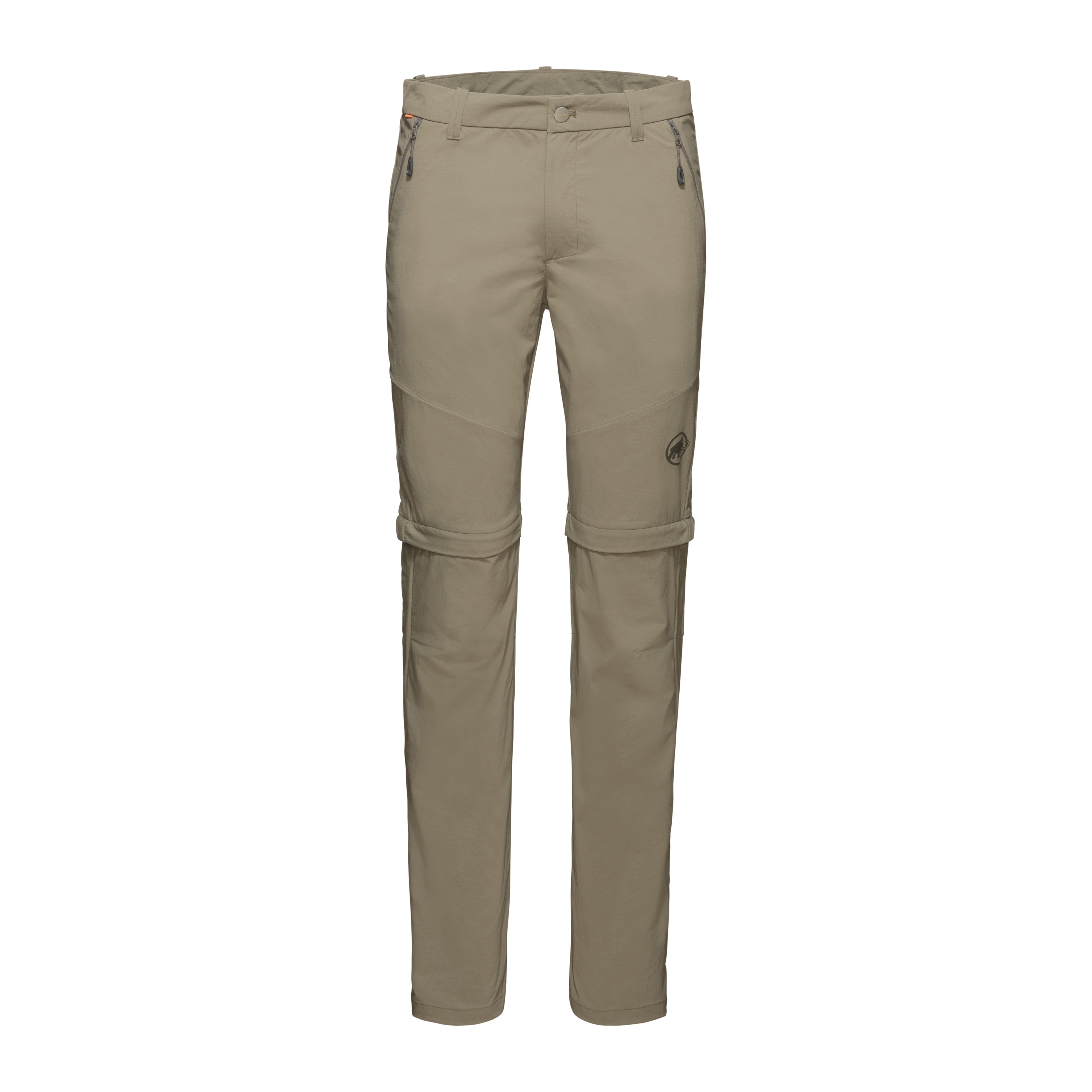 Hiking Zip Off Pants Men - normal, tin, UK 28 thumbnail