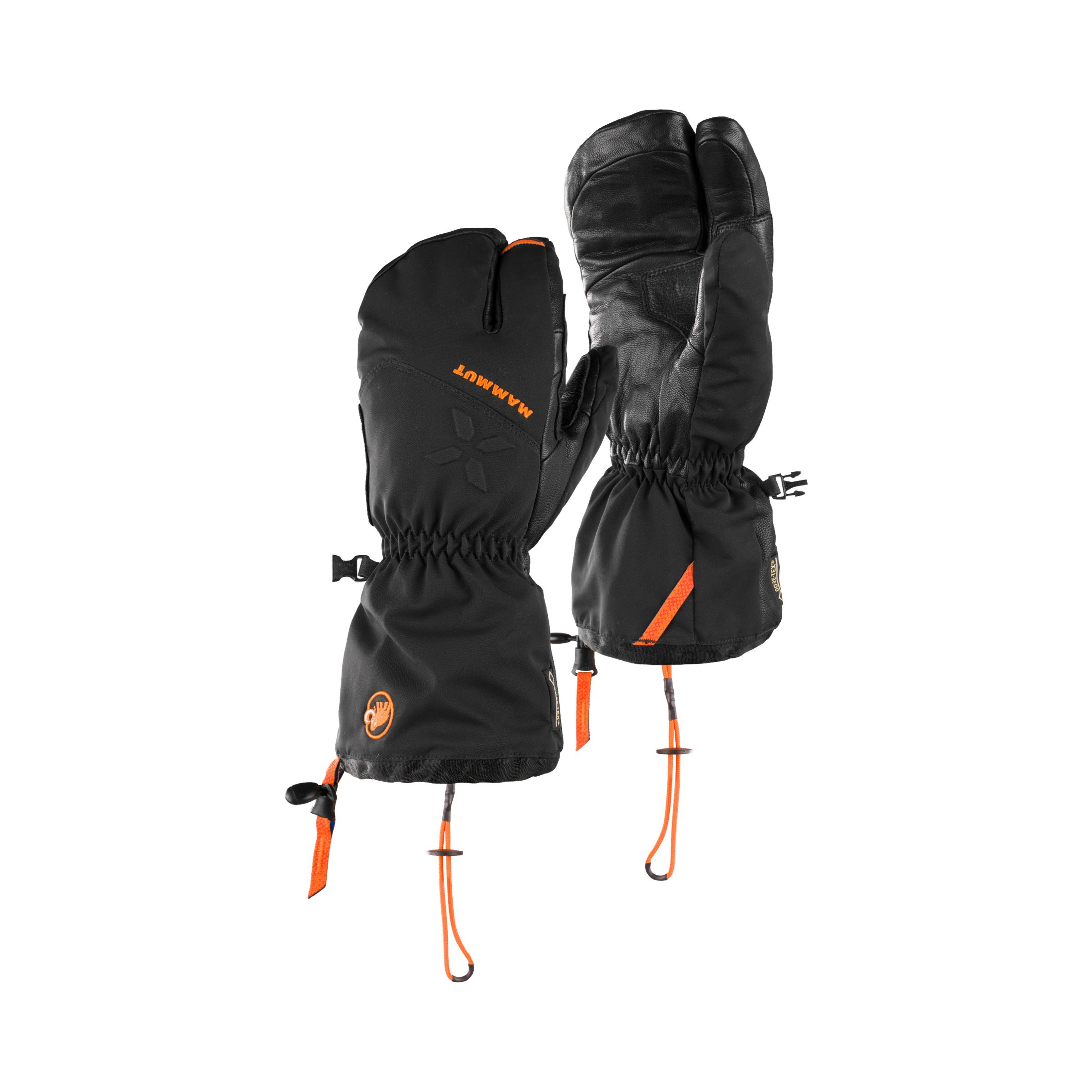 Eigerjoch Pro Glove - 6, black thumbnail