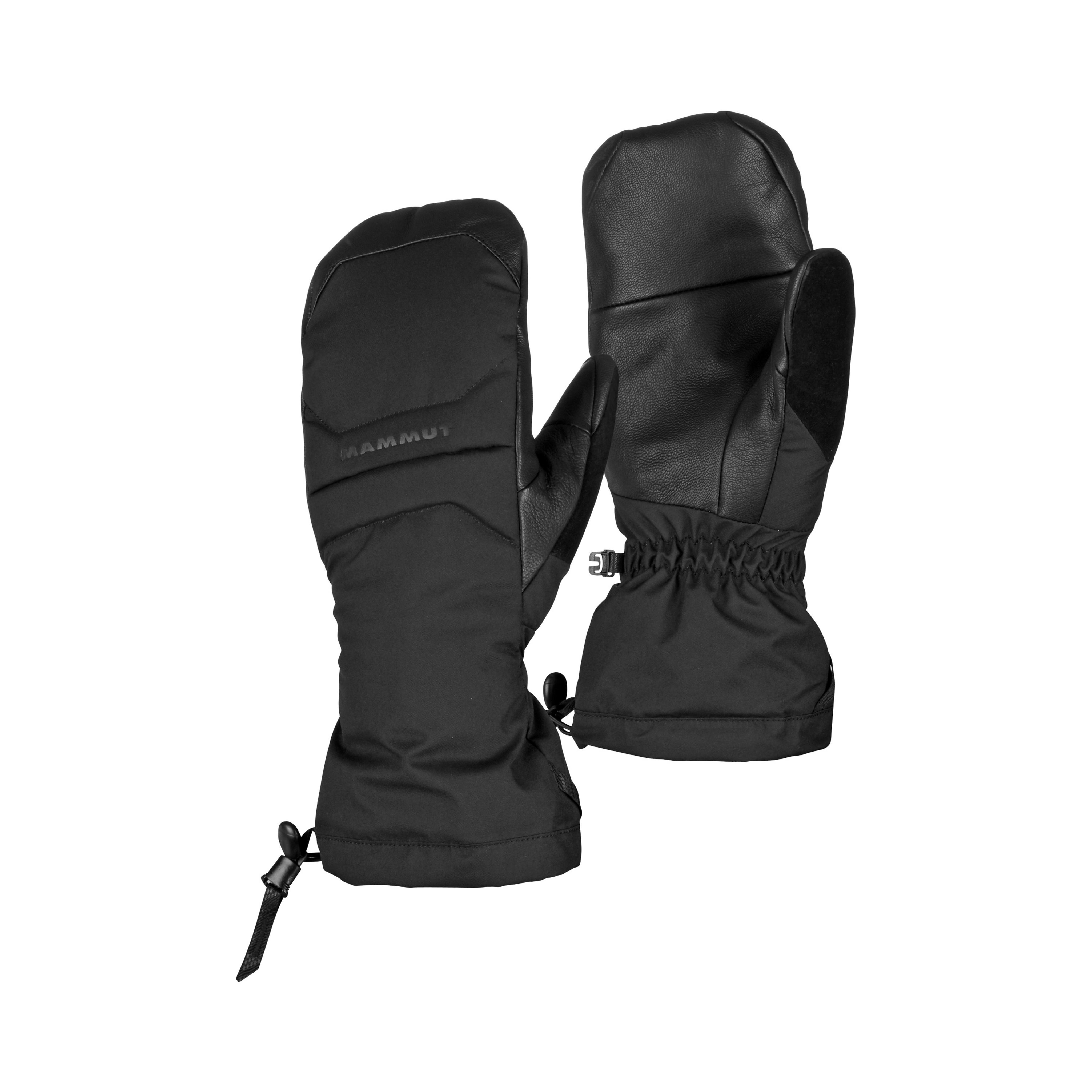 Casanna Mitten - 6, black thumbnail