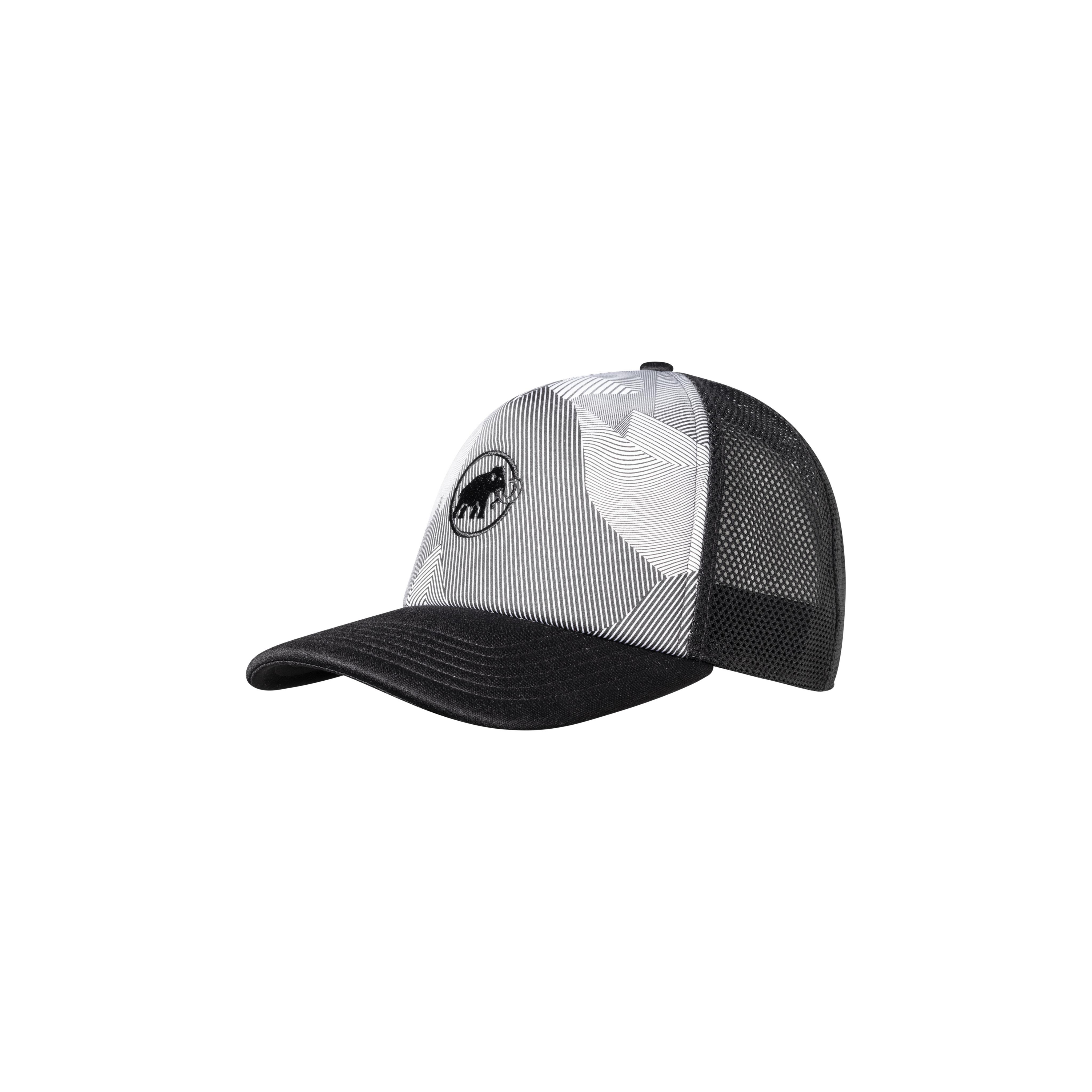 Crag Cap - black-white, S-M thumbnail