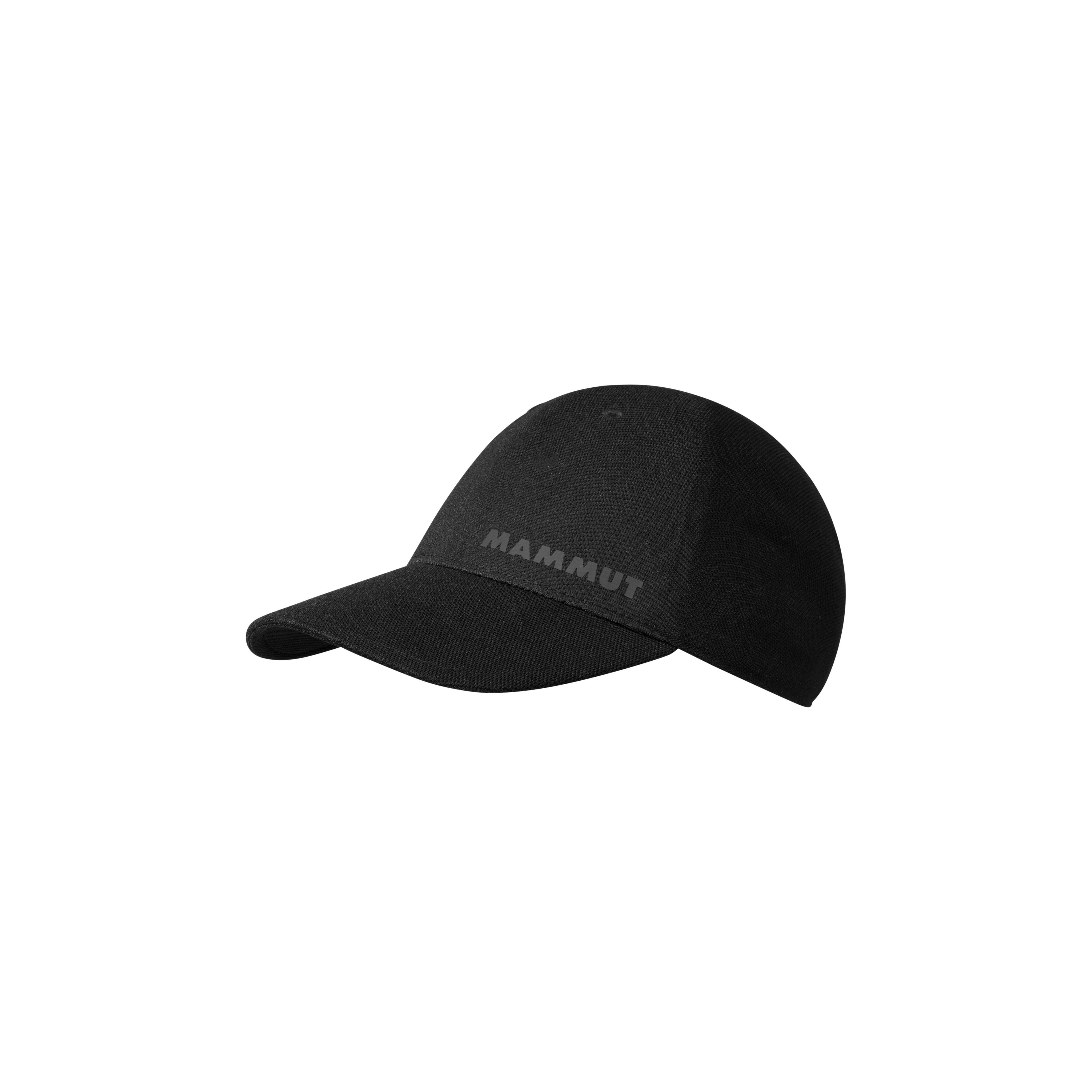 Sertig Cap - black, S thumbnail