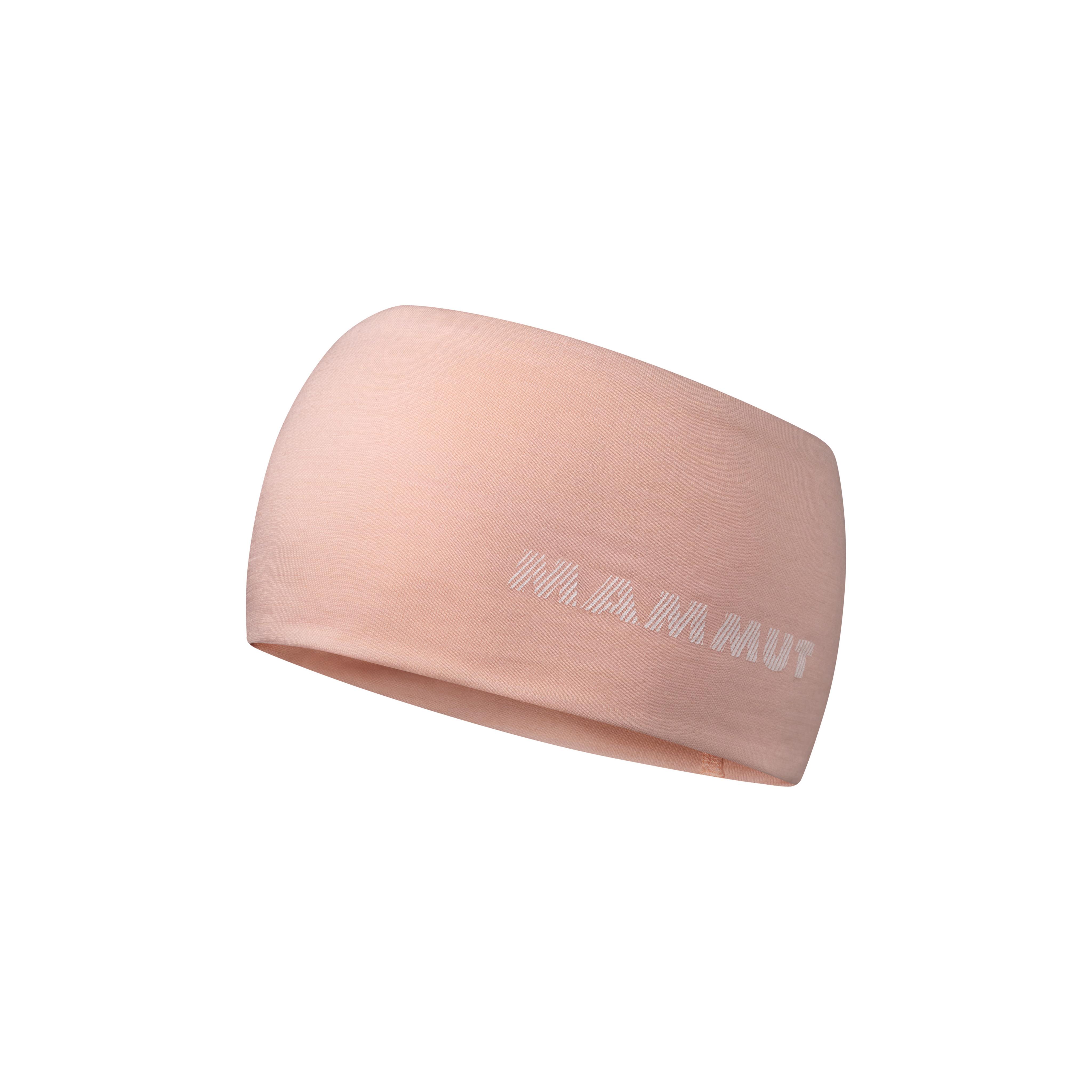 Merino Headband - evening sand melange, one size thumbnail