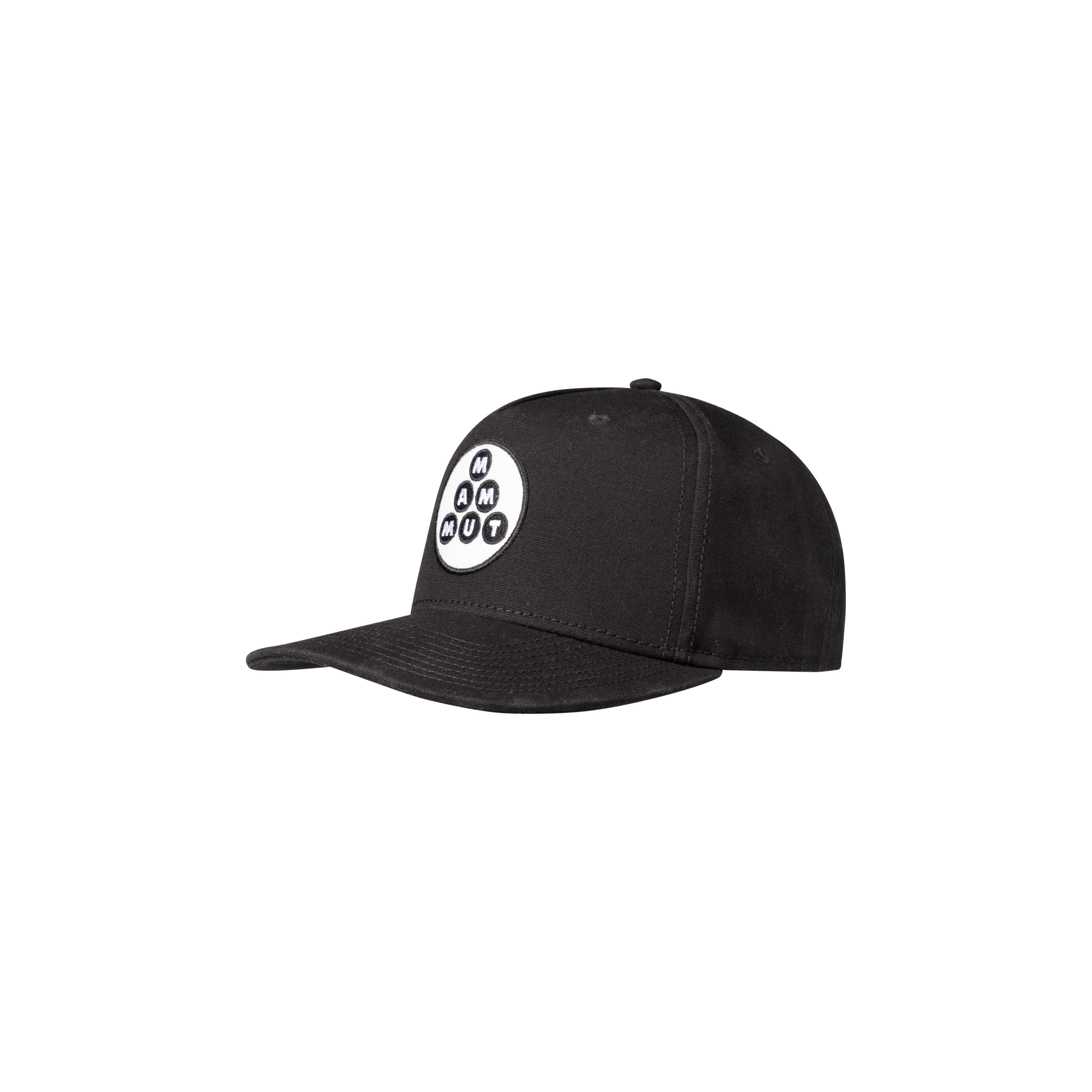 Massone Cap - black, S-M thumbnail