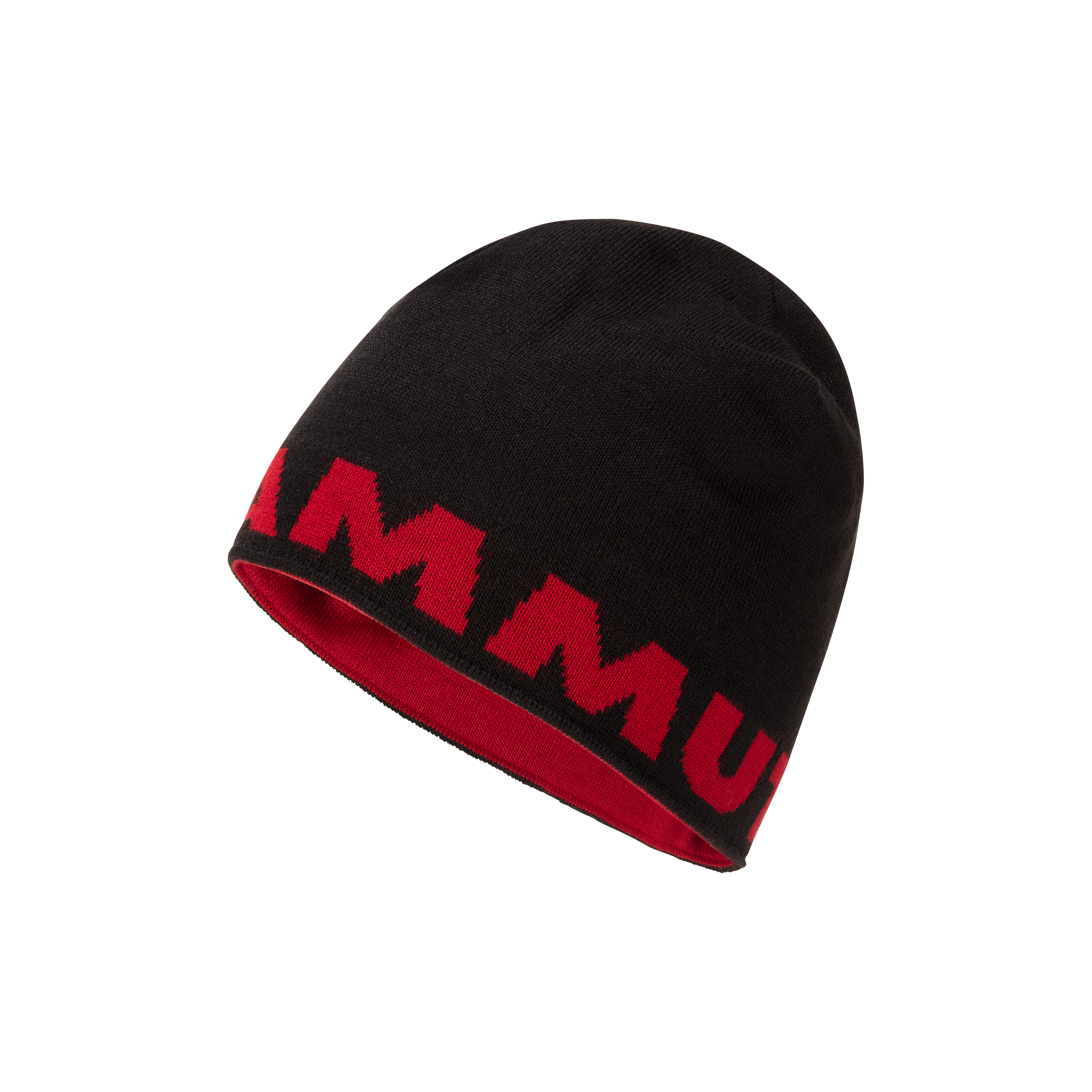 Mammut Logo Beanie - black, one size thumbnail
