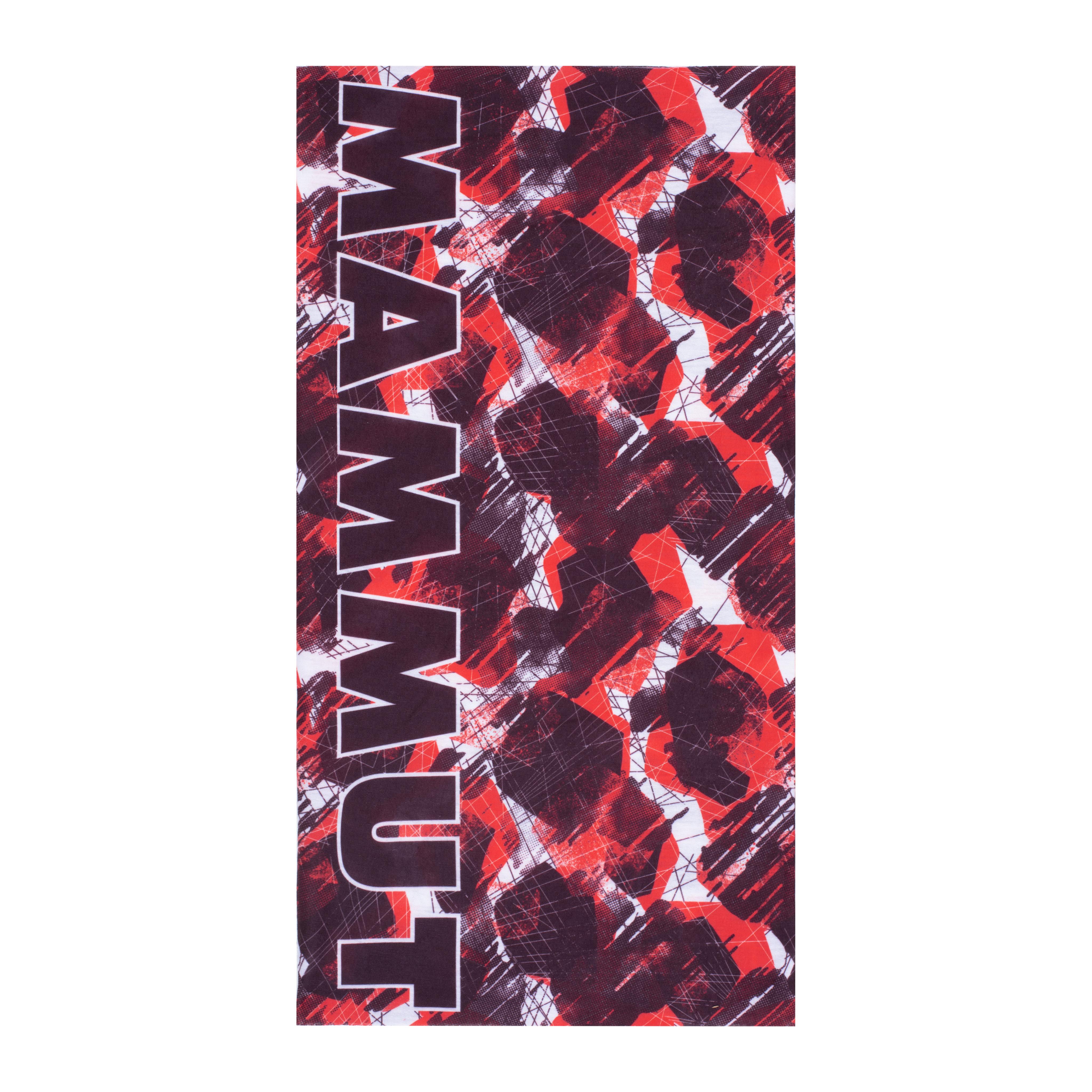 Mammut Neck Gaiter - grape-sunset camo, one size product image
