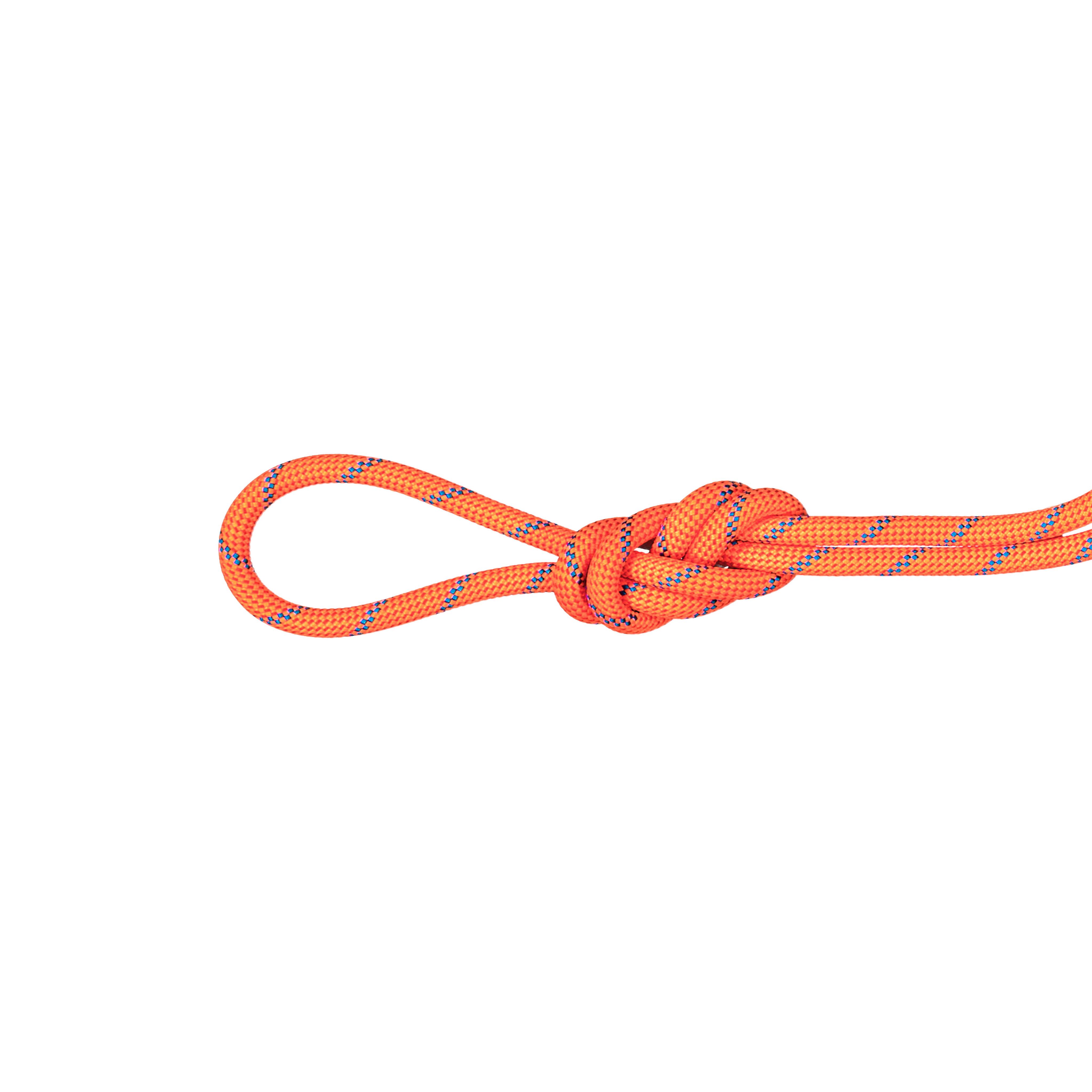 7.5 Alpine Sender Dry Rope - 60 m, Dry Standard, fire-blue thumbnail
