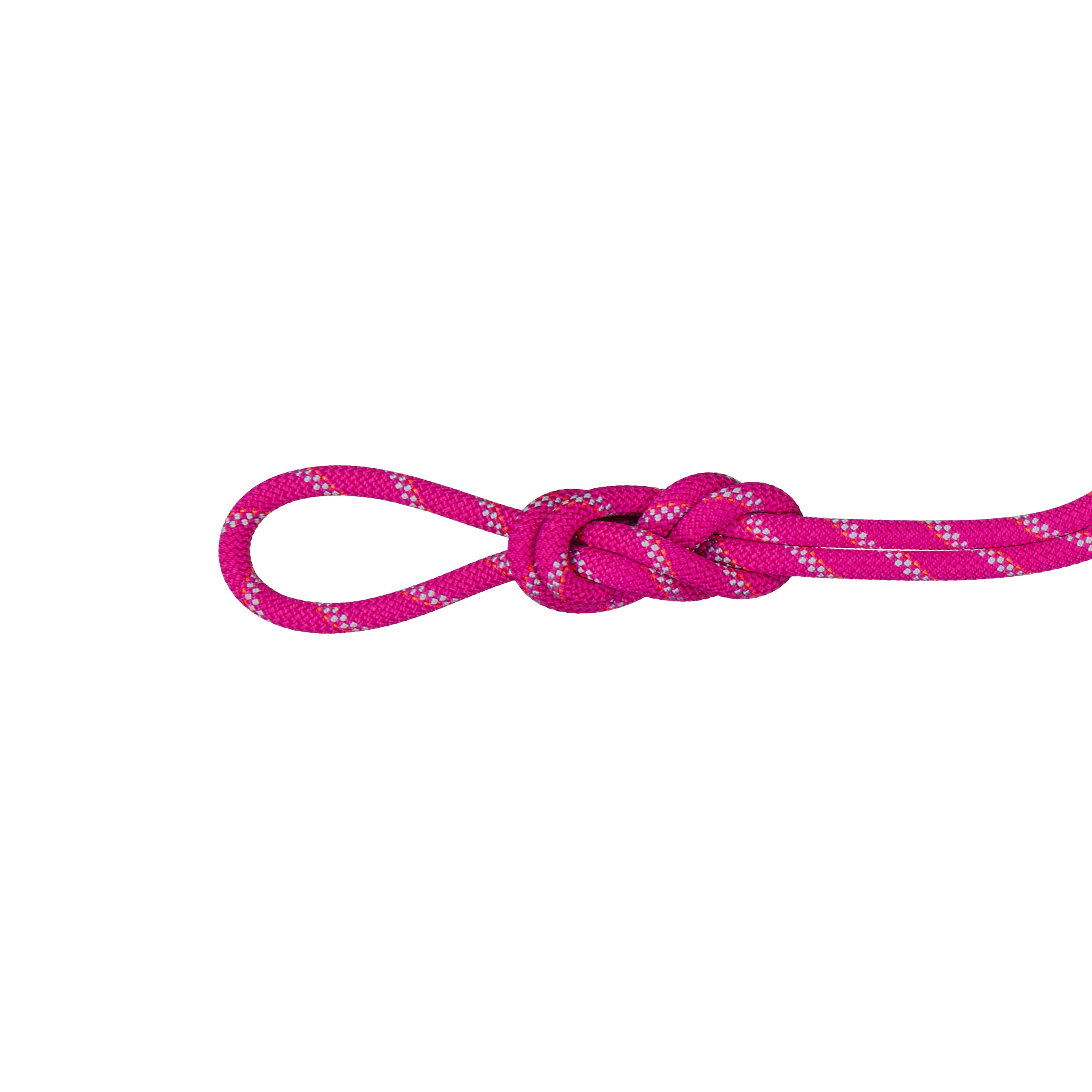 8.0 Alpine Dry Rope - 60 m, Dry Standard, pink-zen thumbnail