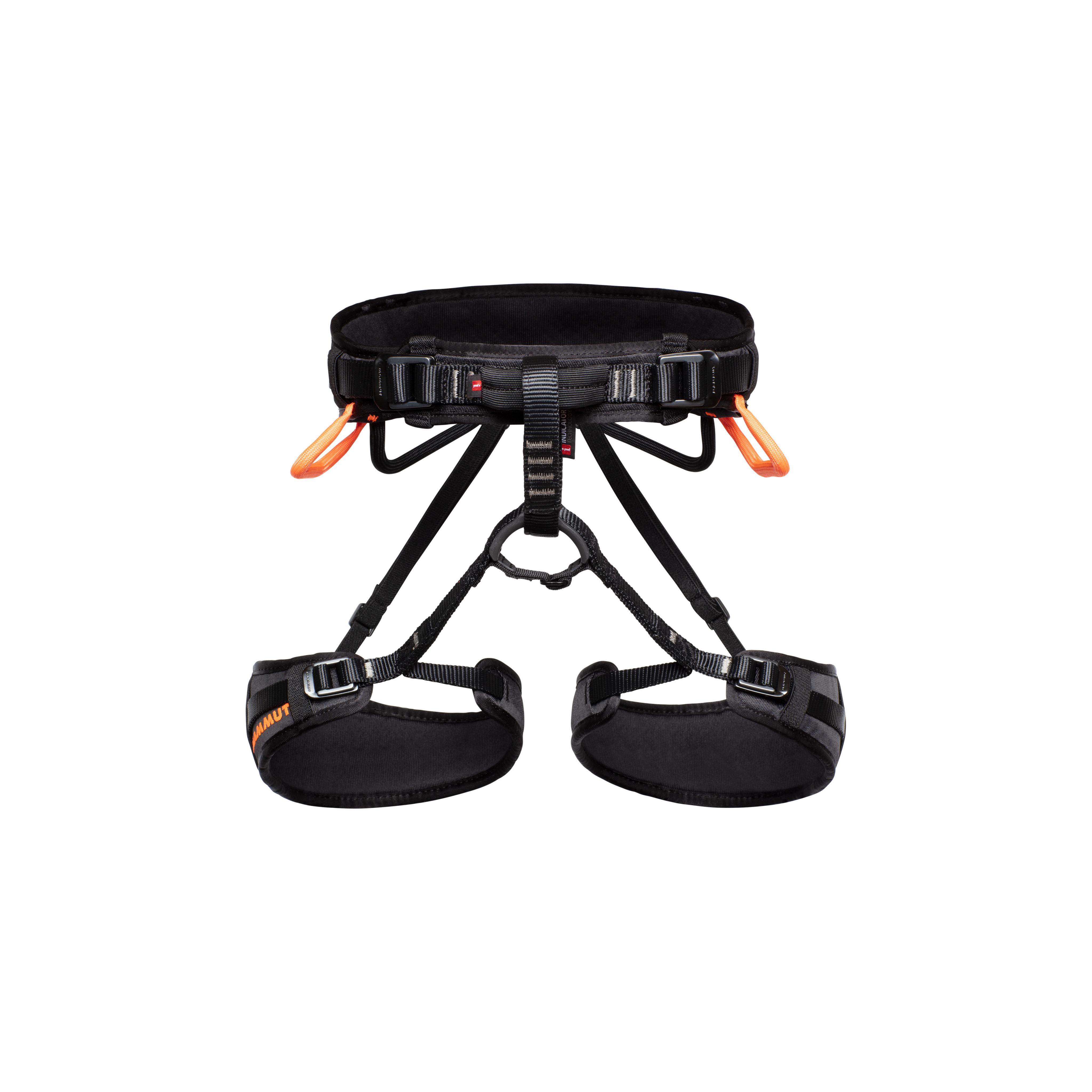 Ophir 4 Slide - black-safety orange, XS-M thumbnail