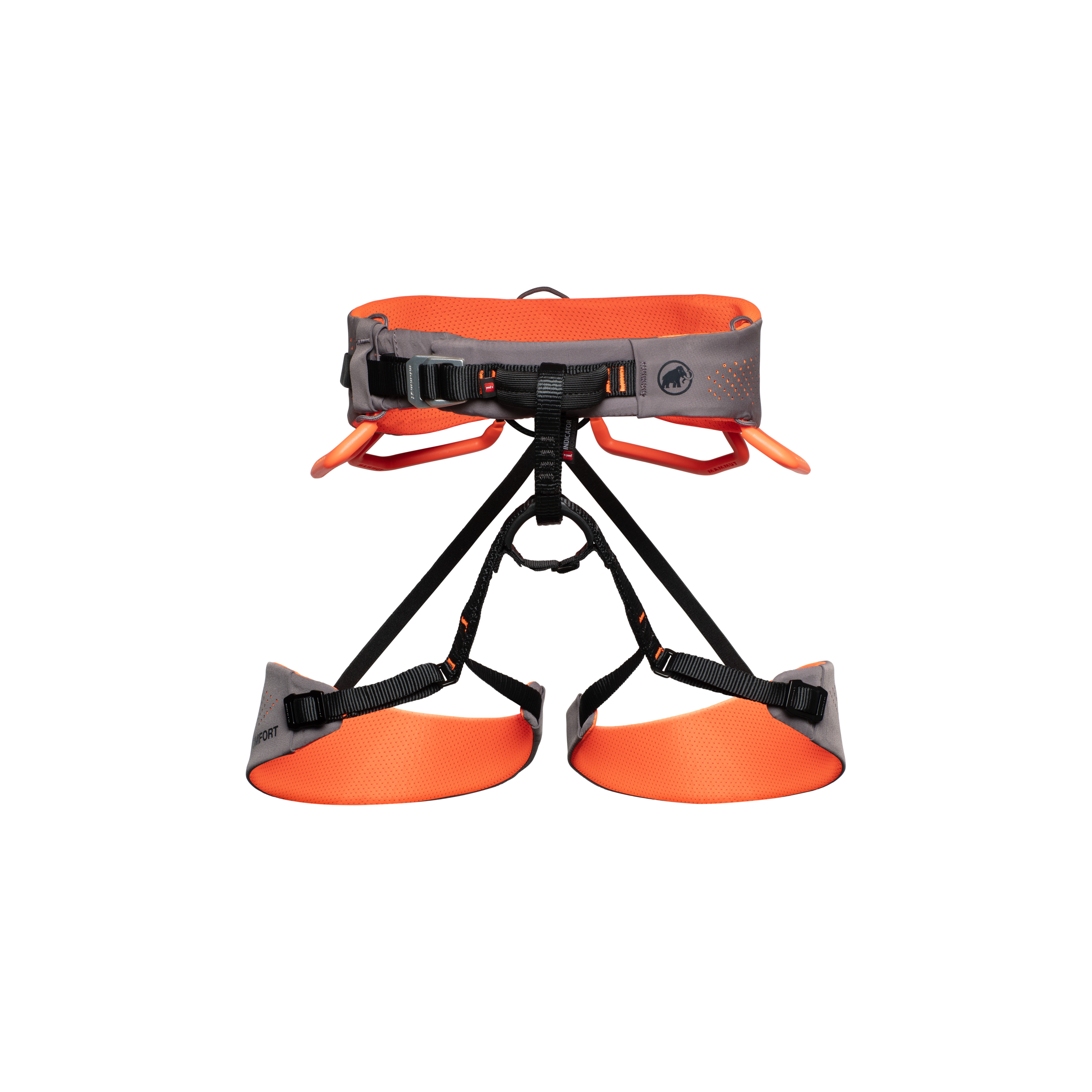Comfort Fast Adjust Harness Women - shark-safety orange, XS thumbnail