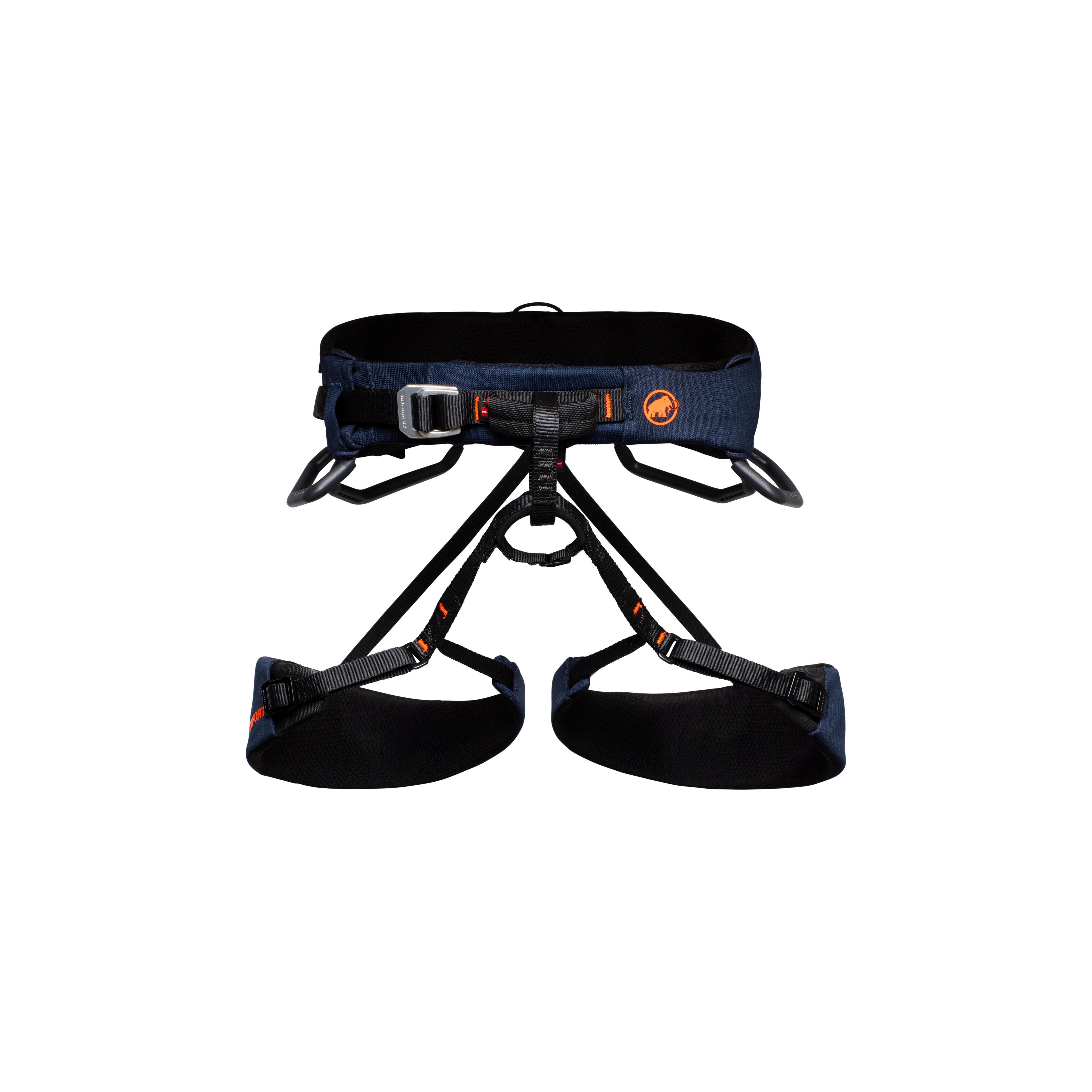 Comfort Knit Fast Adjust Harness Men - M, marine-safety orange thumbnail