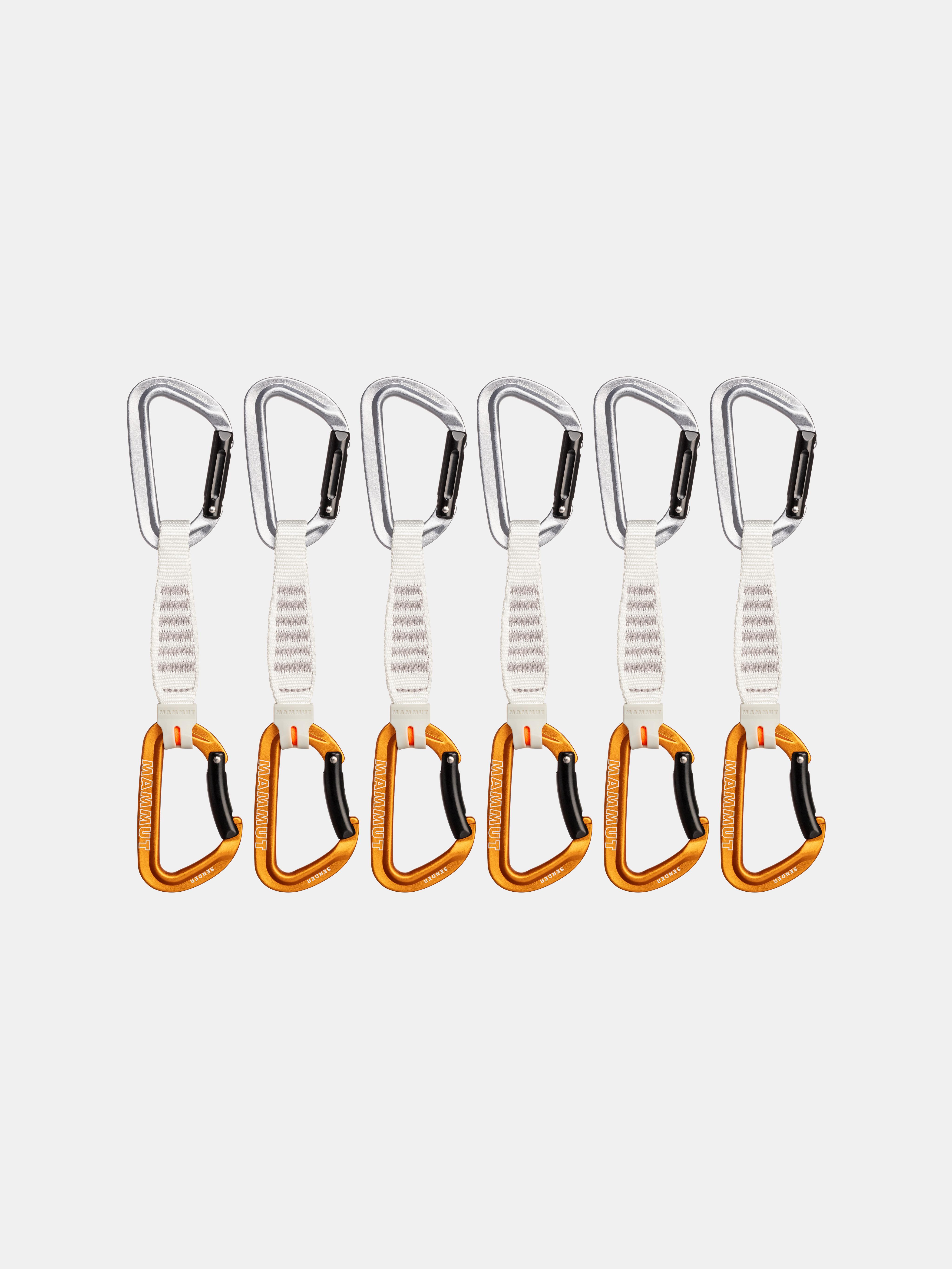 Sender Keylock 12 cm 6-Pack Quickdraws thumbnail