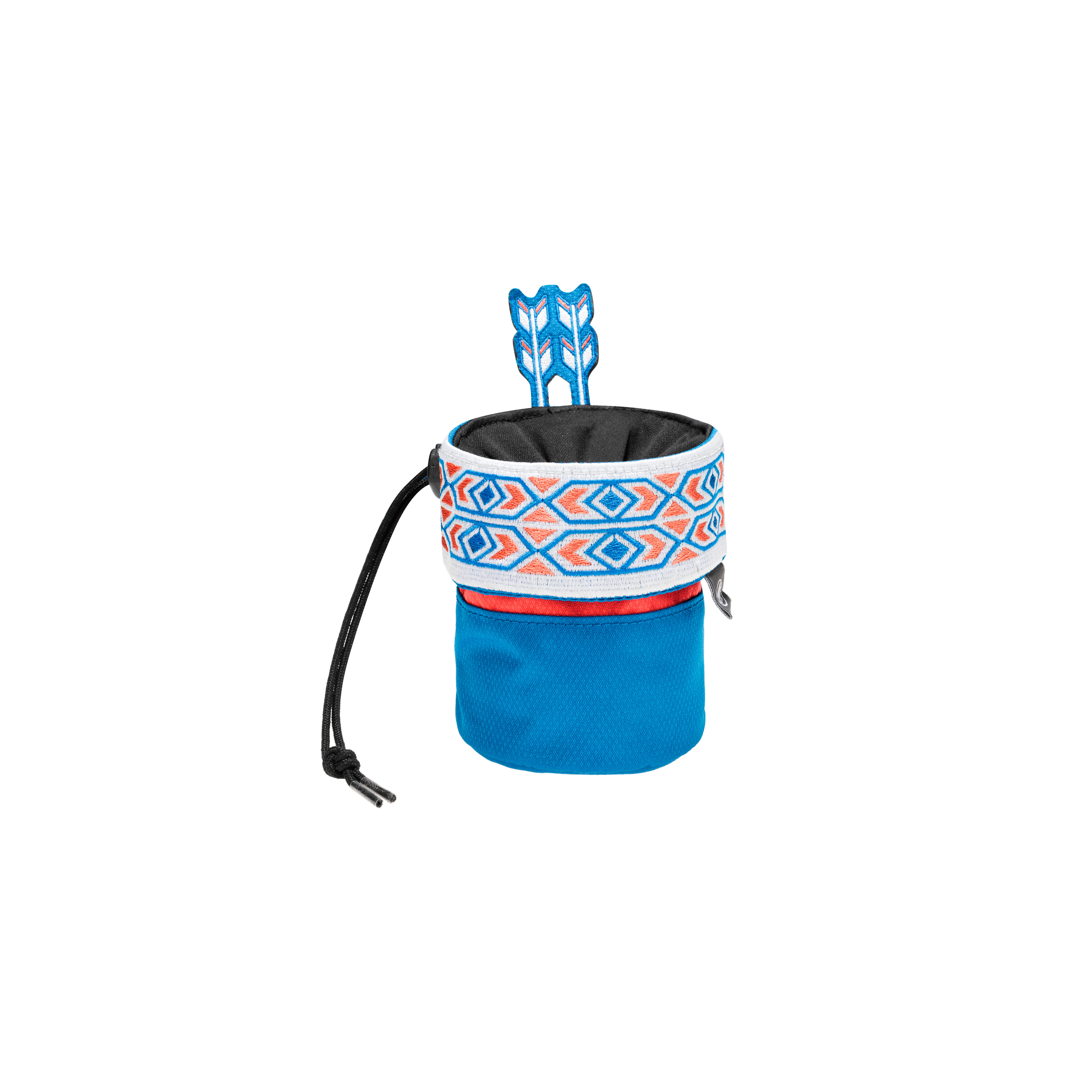 Kids Chalk Bag Quiver - barberry-dark cyan, one size product image