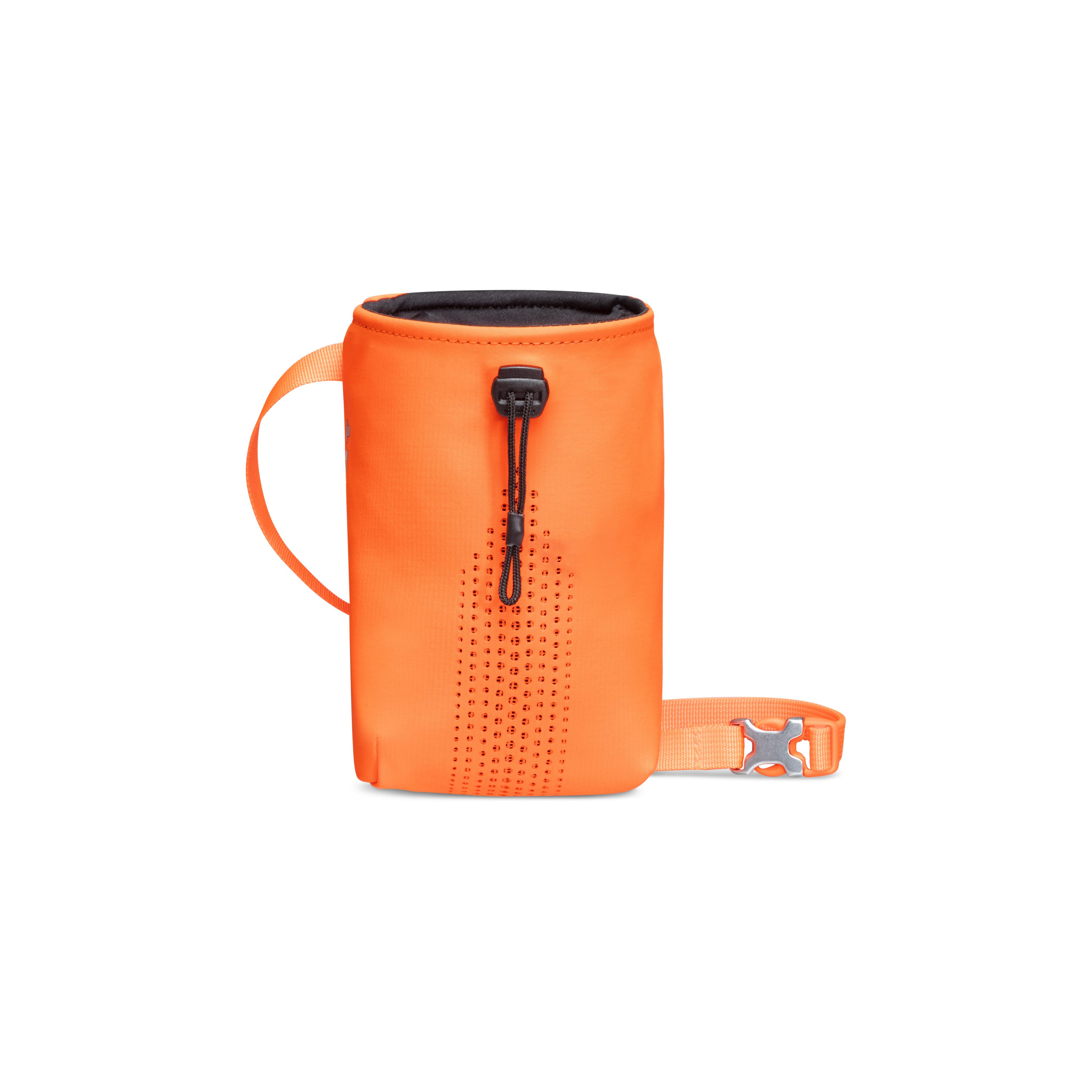 Crag Sender Chalk Bag - one size, safety orange thumbnail