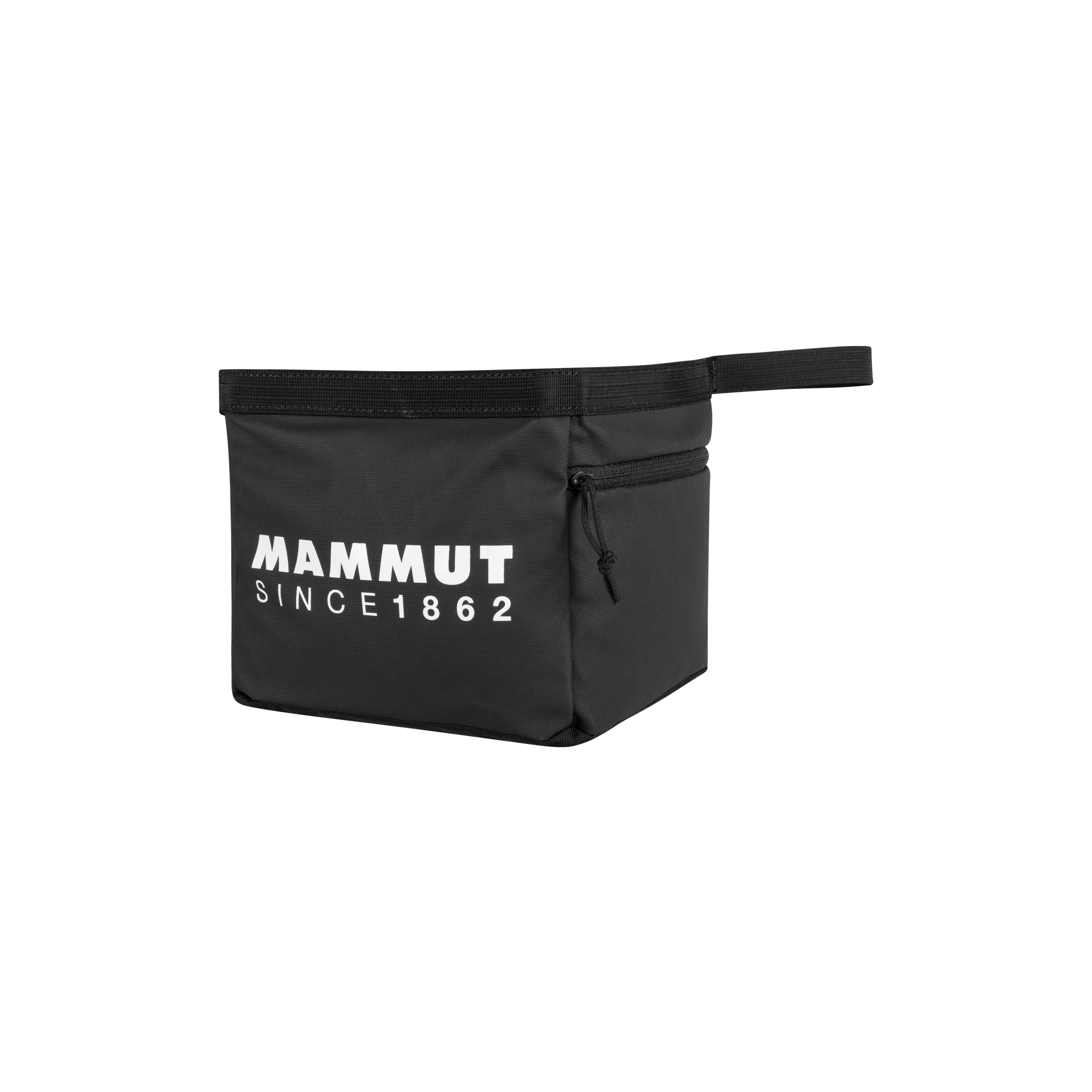 Boulder Cube Chalk Bag - black, one size thumbnail