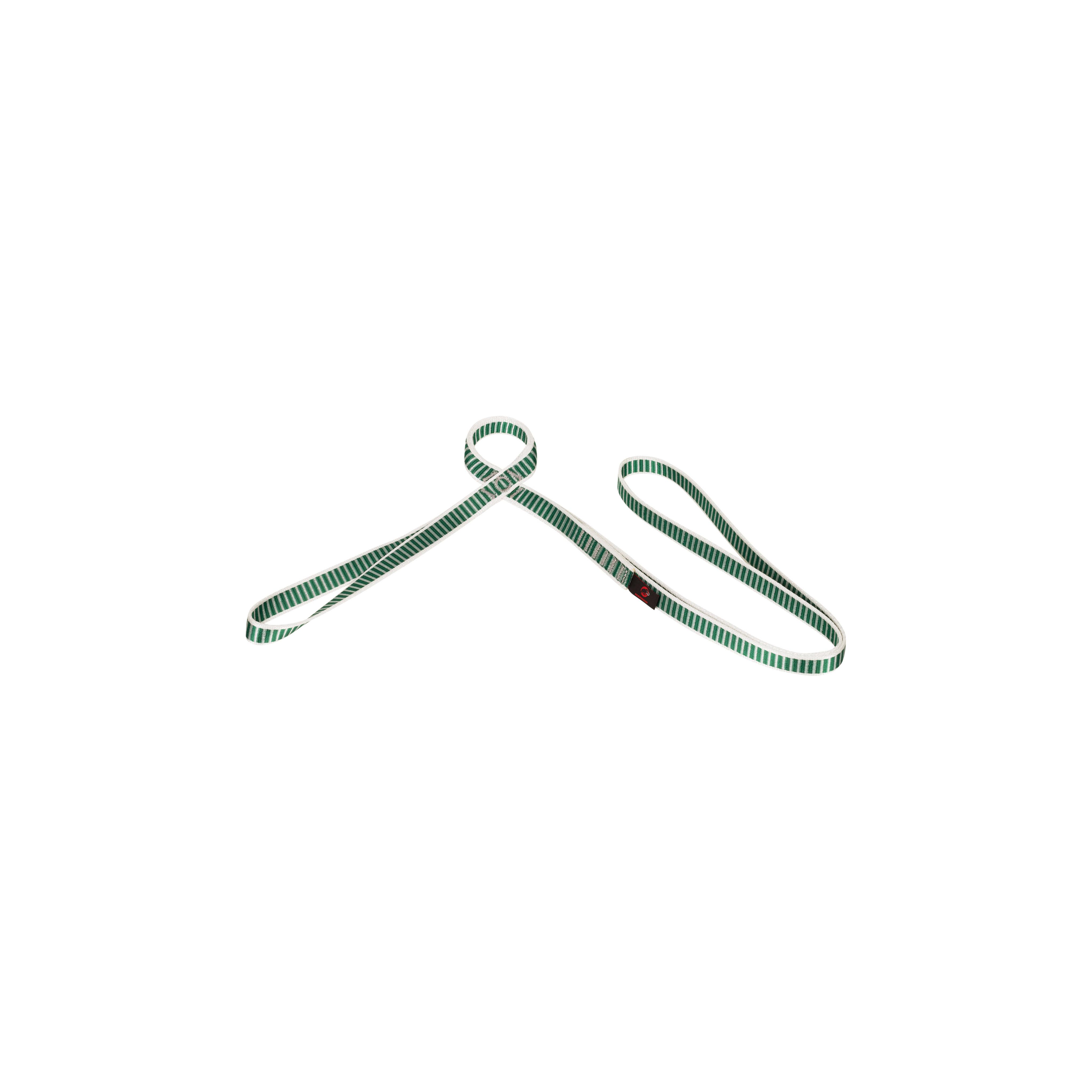 Belay Sling 19.0 - 90 cm, green-white thumbnail