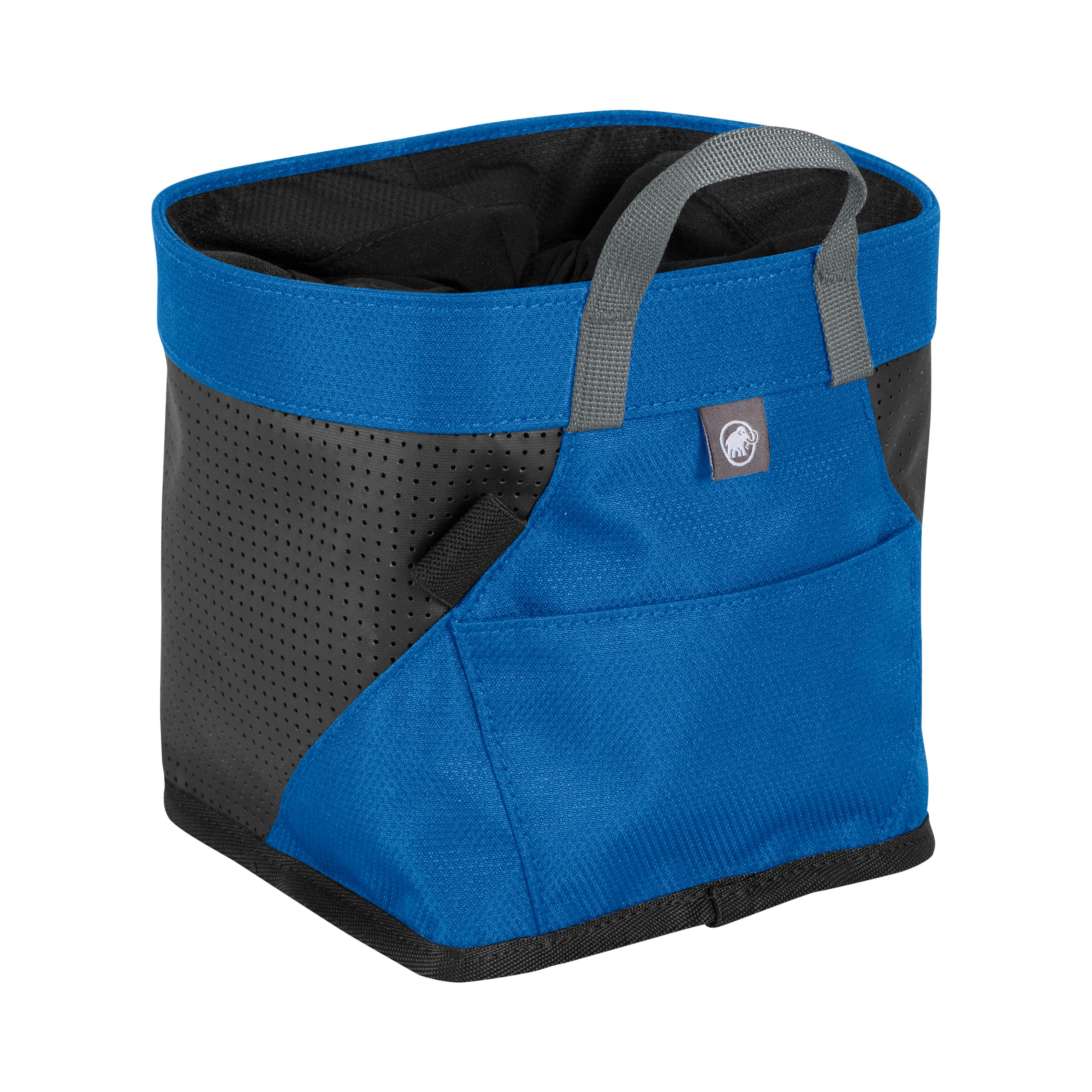 Stitch Boulder Chalk Bag - dark cyan-black, one size thumbnail