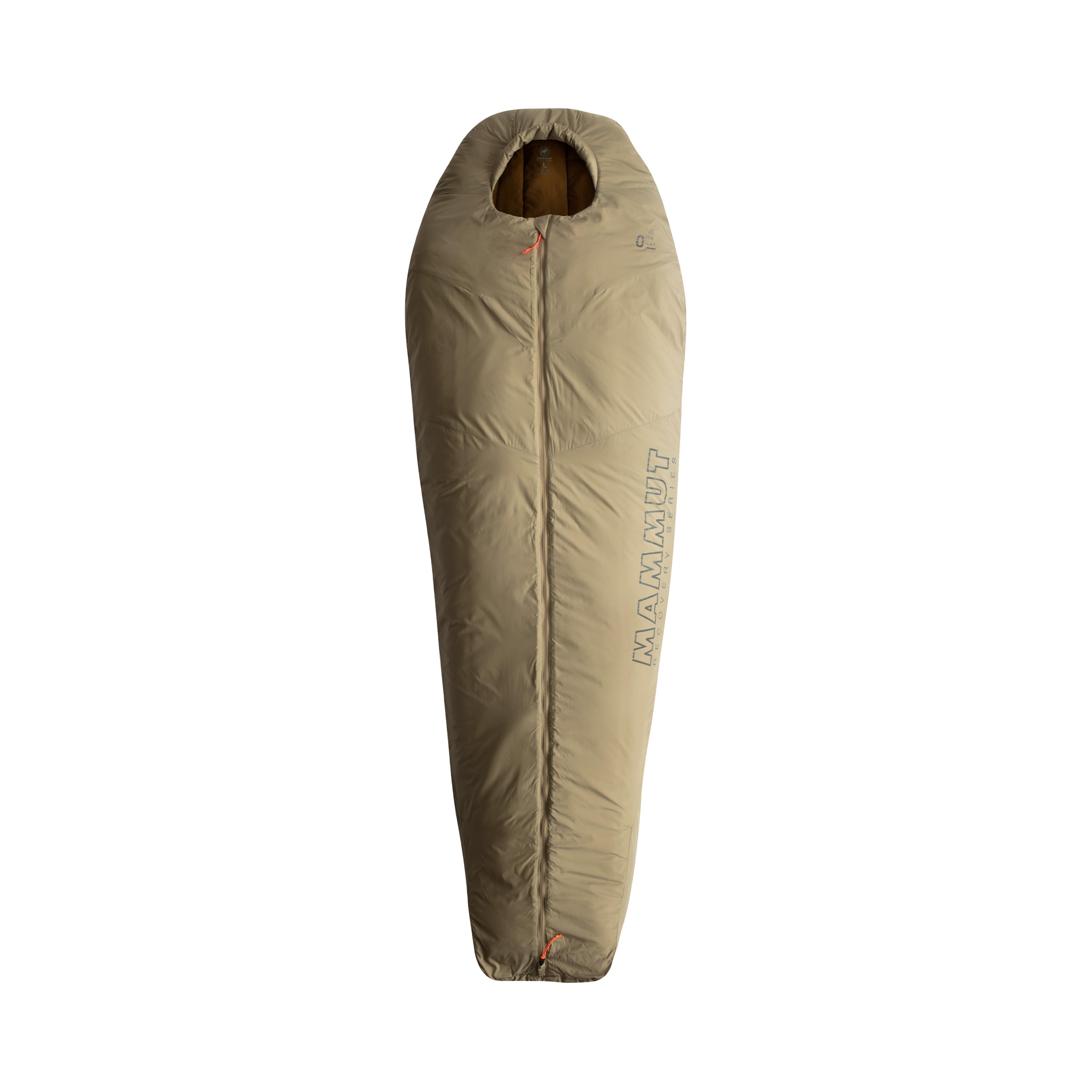 Relax Fiber Bag 0C - L, neutral, olive thumbnail