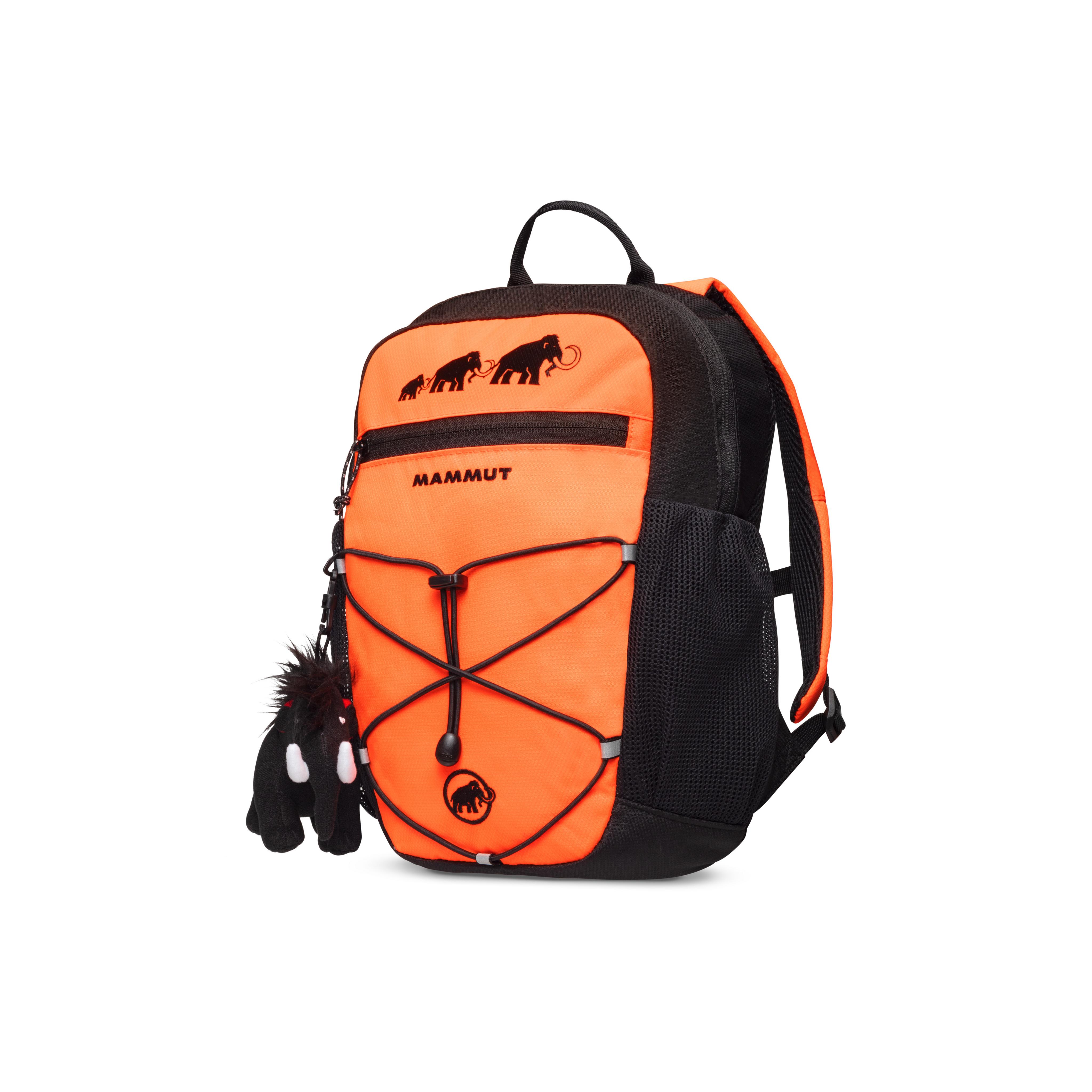 First Zip - 4 L, safety orange-black thumbnail