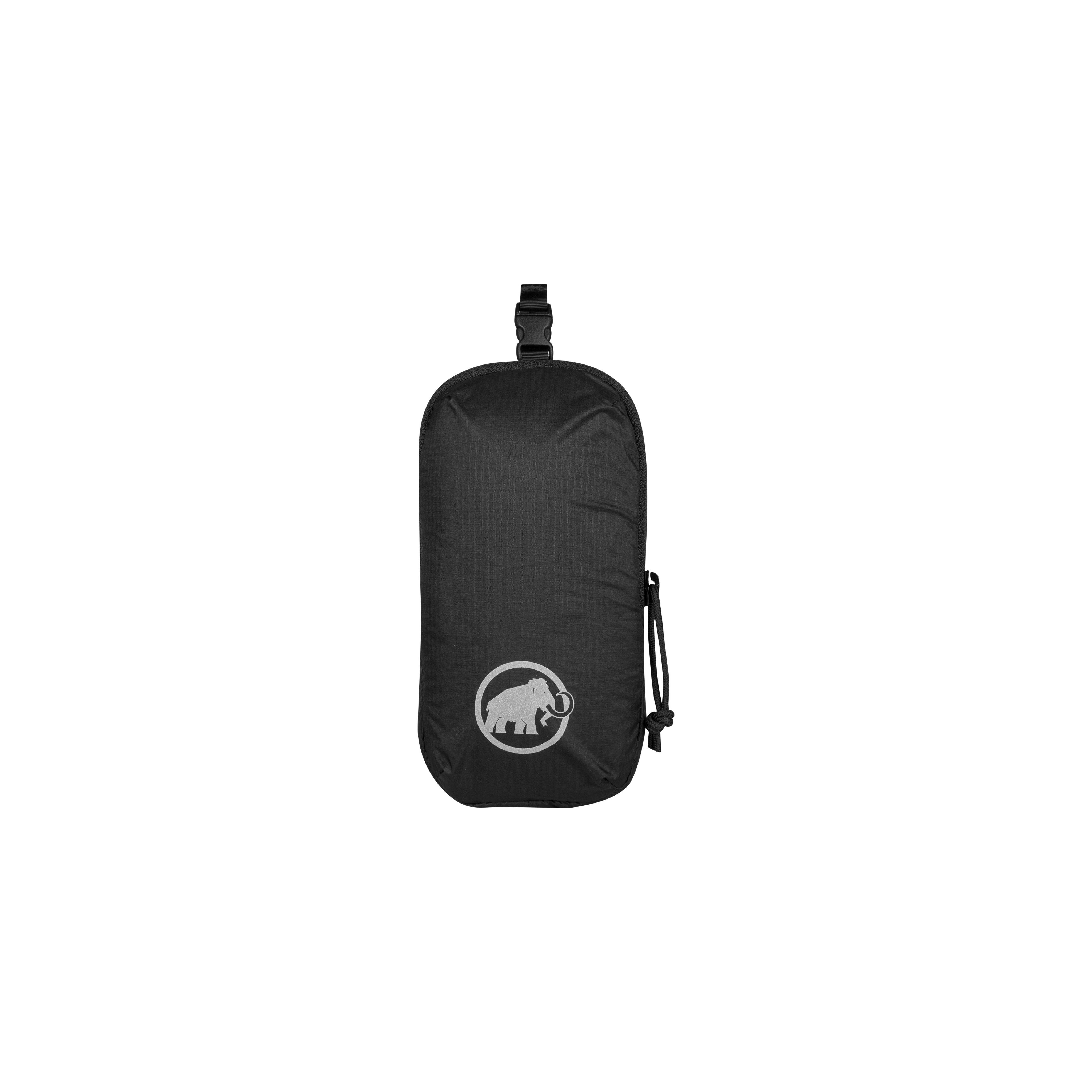 Add-on shoulder harness pocket - black, S thumbnail