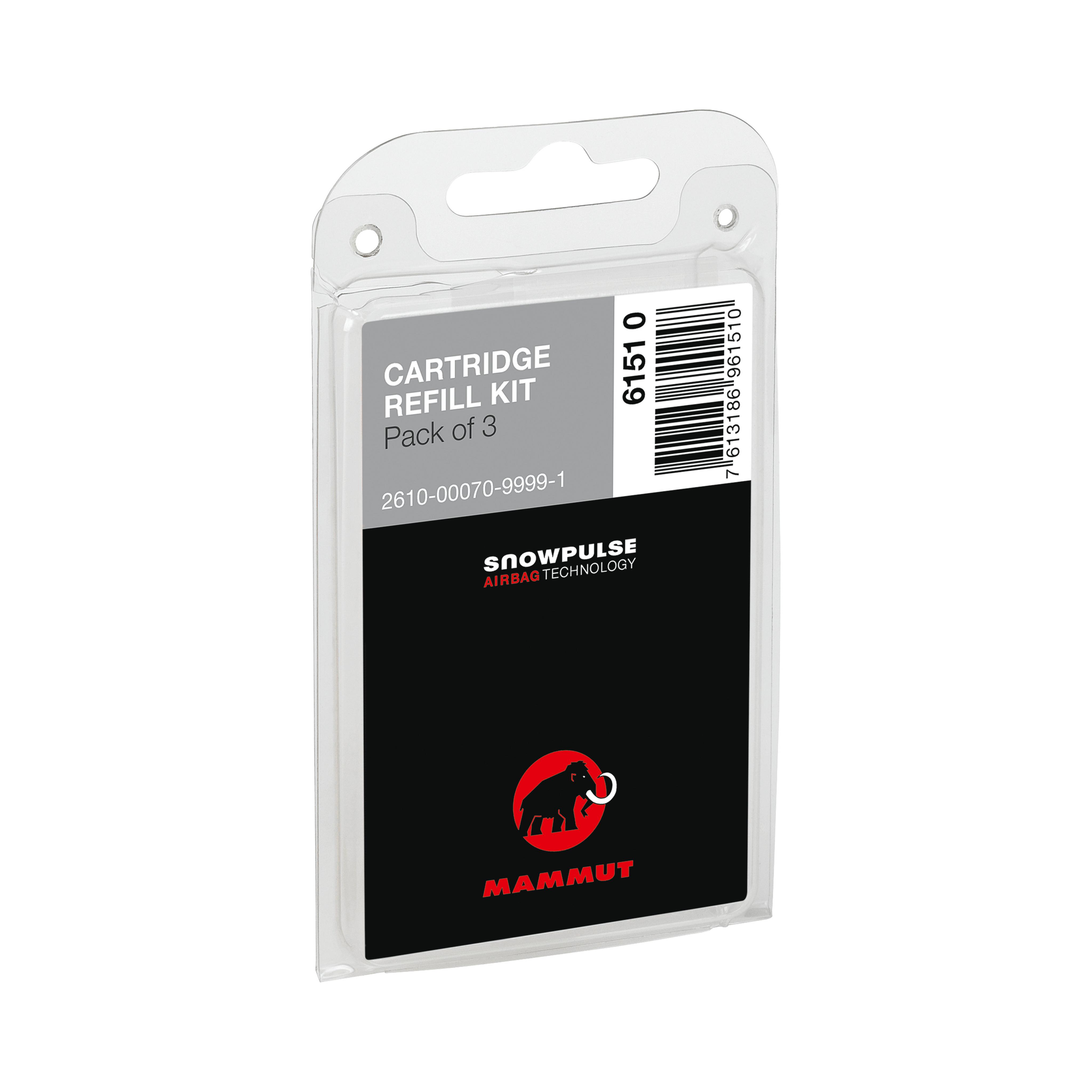 Cartridge Refill Kit (Pack of 3) thumbnail
