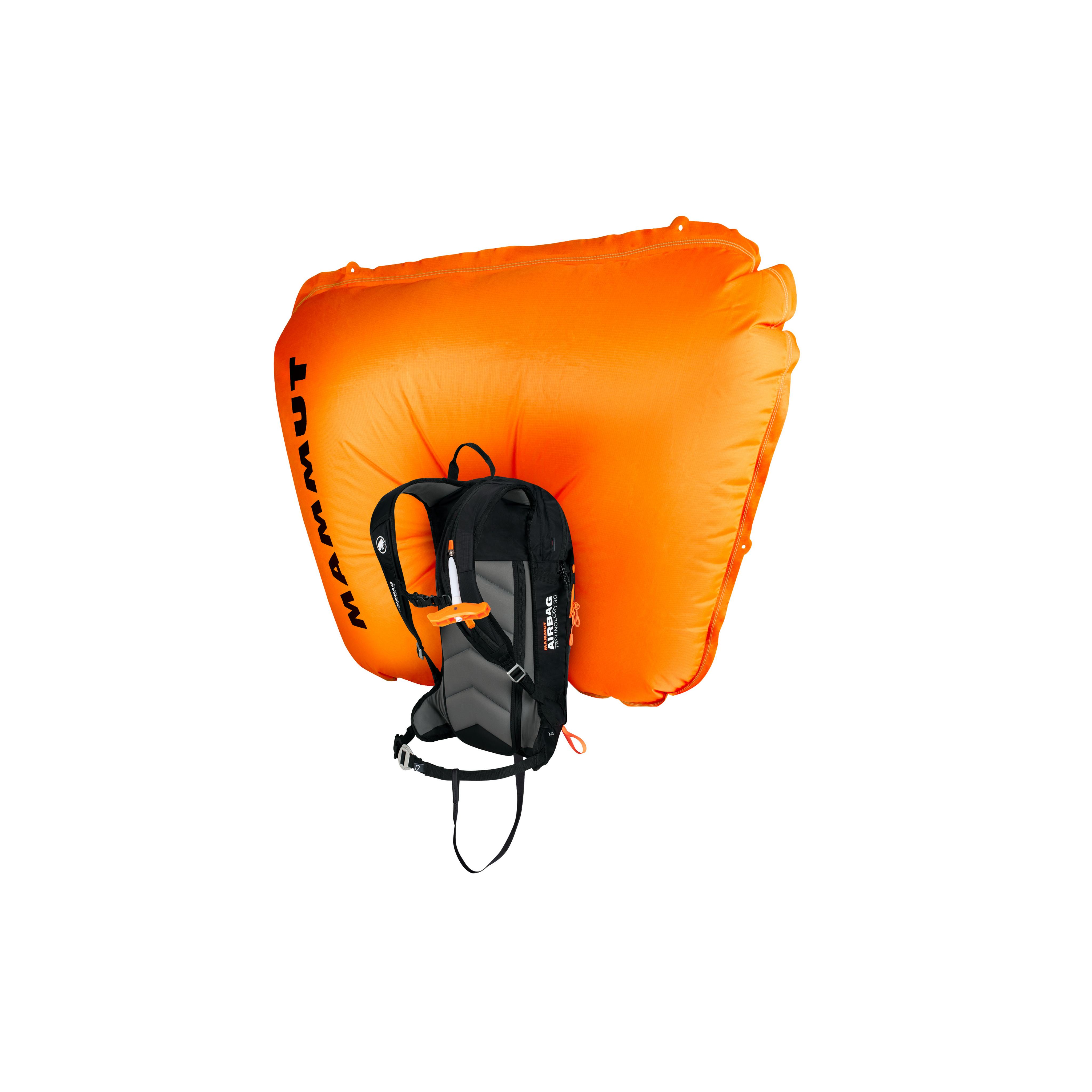 Flip Removable Airbag 3.0 - 22 L, black-vibrant orange thumbnail
