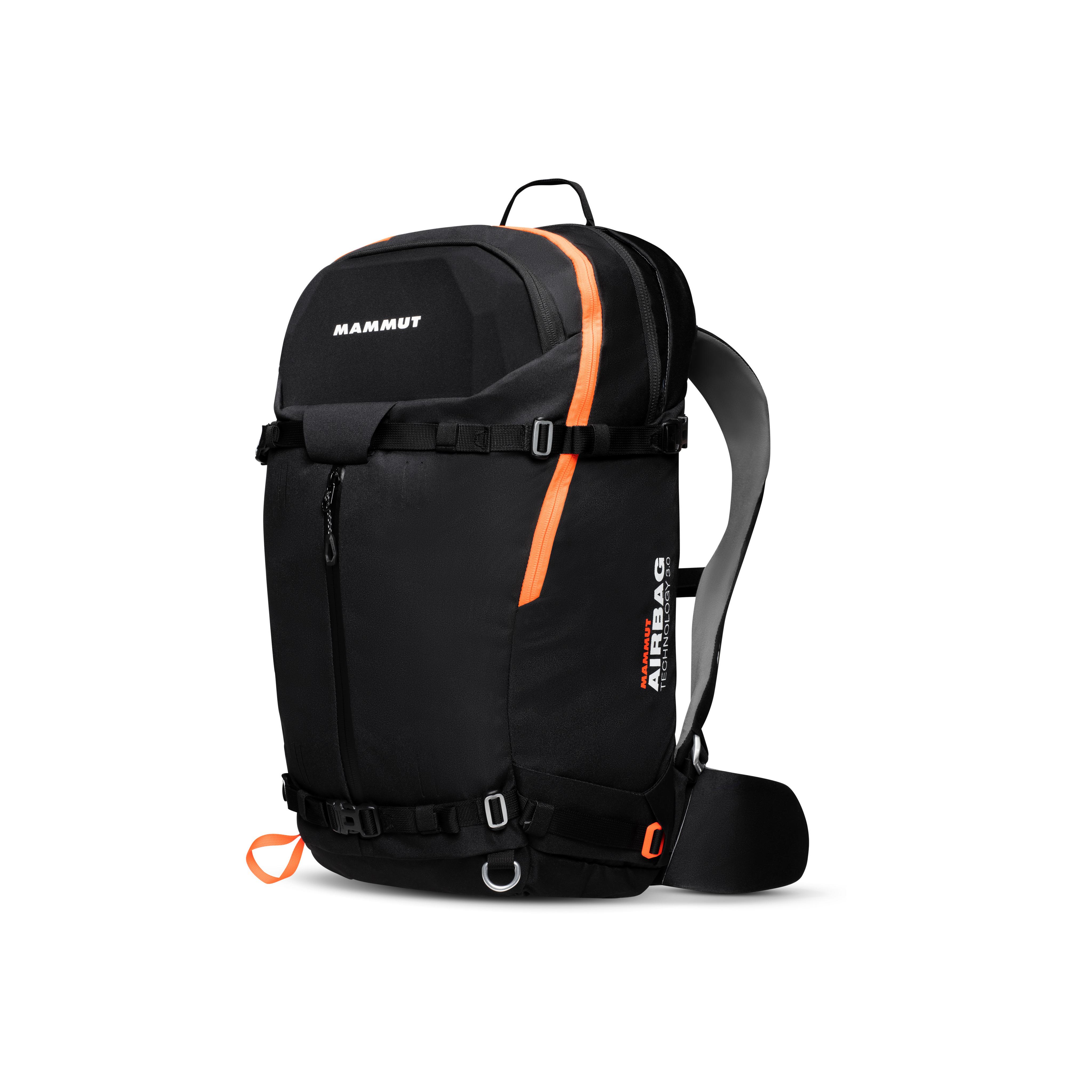 Pro X Removable Airbag 3.0 ready - 35 L, black-vibrant orange thumbnail