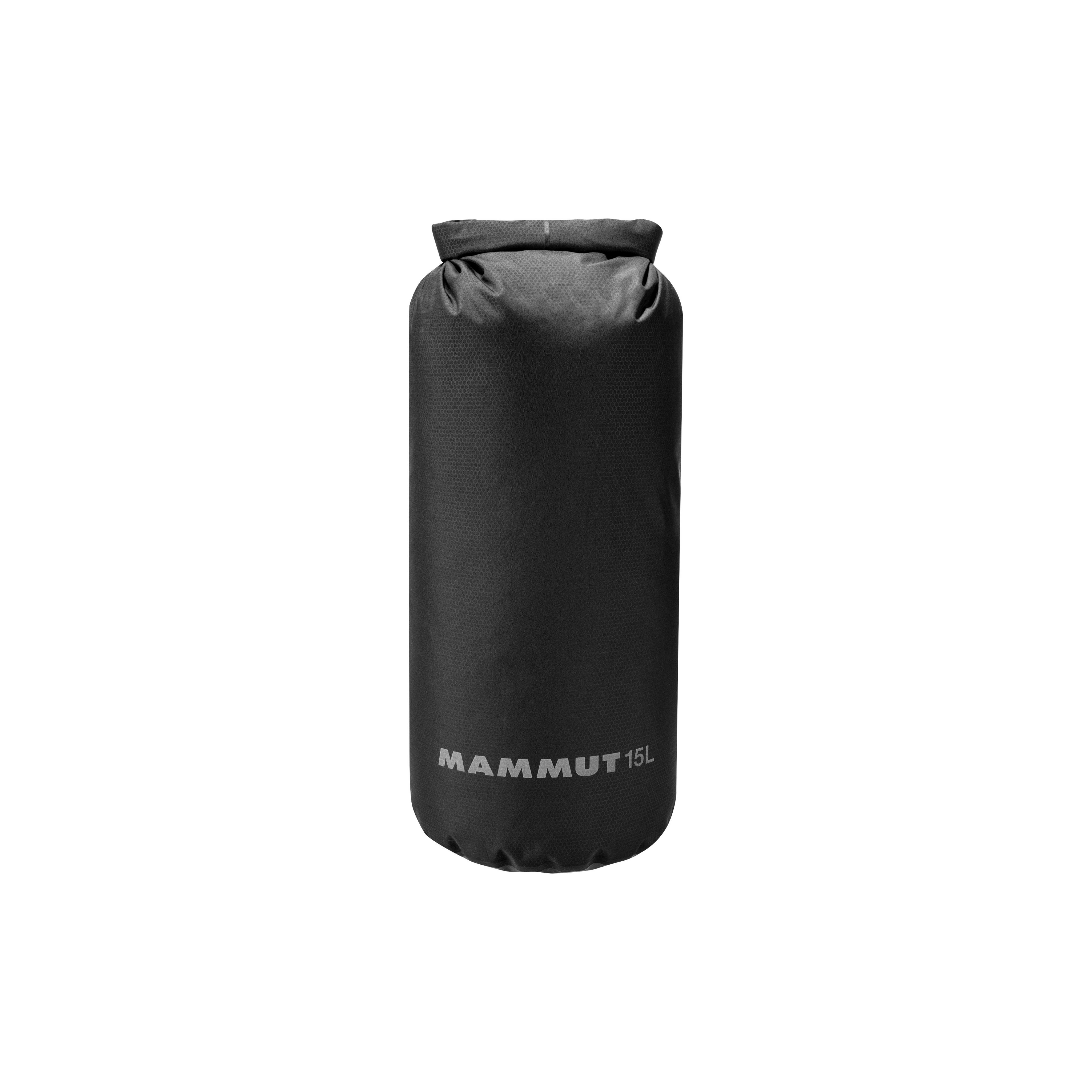 Drybag Light - 15 L, black thumbnail