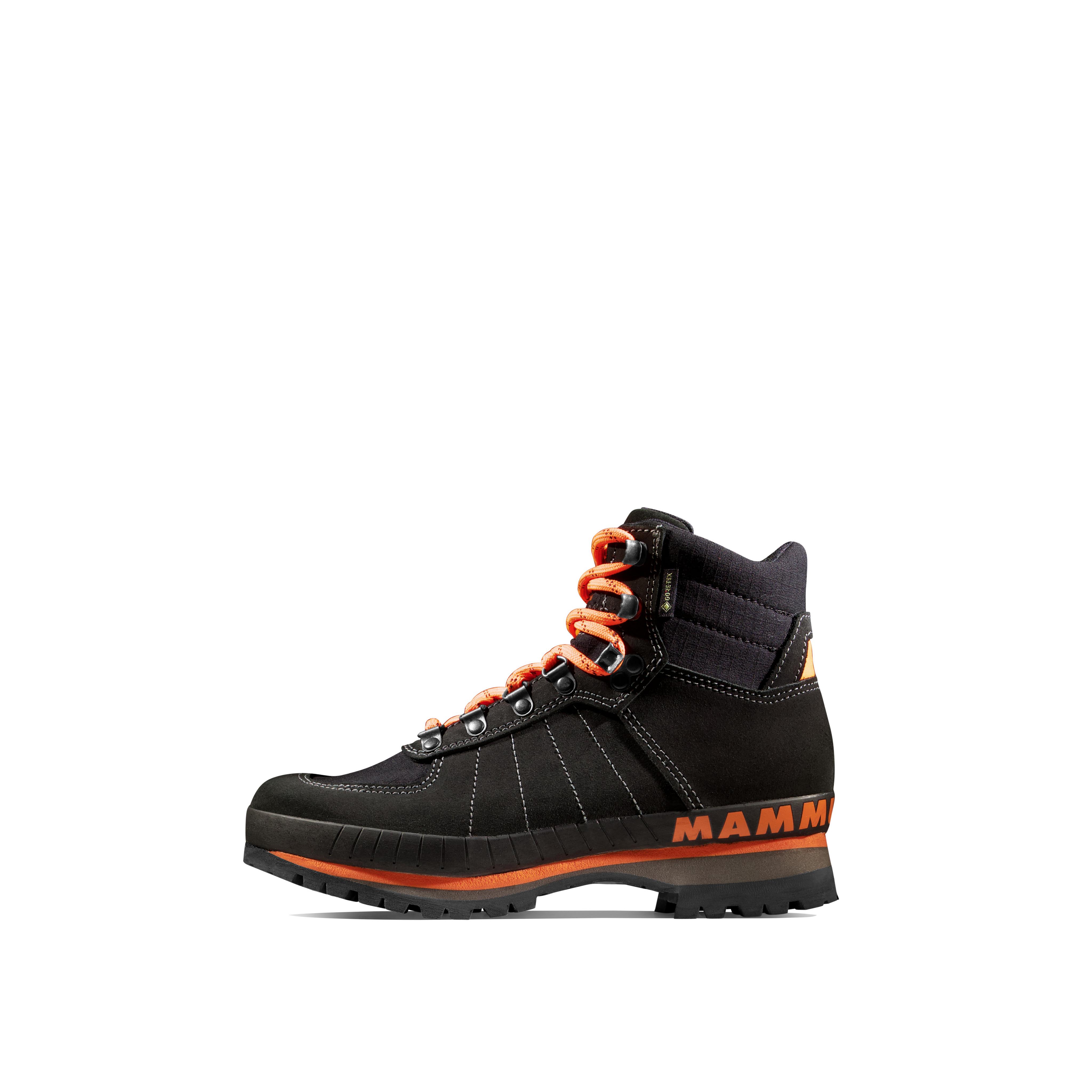Yatna II High GTX® Women - black-vibrant orange, UK 3.5 thumbnail