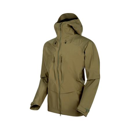 NEW Mammut Hardshell Jackets - Teton HS Hooded Jacket Men 2ba0d58ee