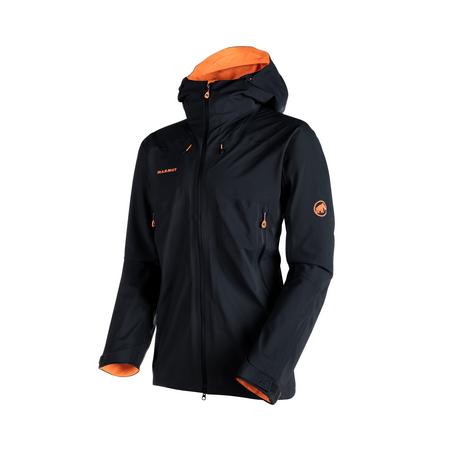 6919eec3bced74 Eiger Extreme Mammut Softshell-Jacken - Ultimate Eisfeld SO Hooded Jacket  Men