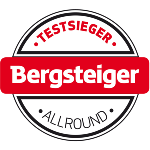 Bergsteiger - Testsieger Allround 2016|Outdoor Award 2015