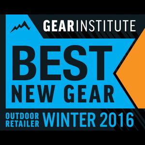 ISPO Outdoor Award 2015/2016|Gear Institute - Best New Gear 2016