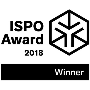 ISPO Award Winner 2018/2019|Design Award 2018|Editors Choice 2018