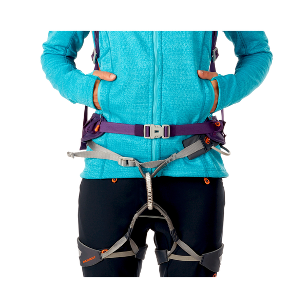 Mammut Midlayer Jackets - Eiswand Guide ML Hooded Jacket Women