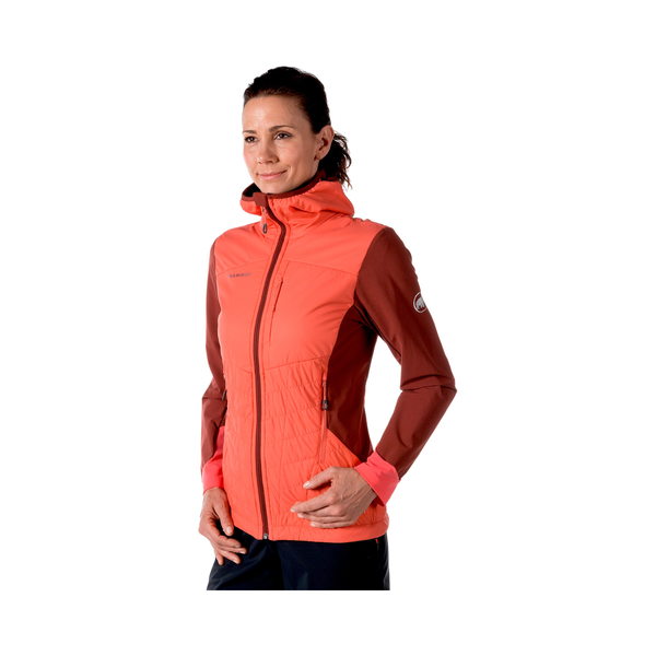 Mammut Isolationsjacken - Foraker IN Light Hooded Jacket Women