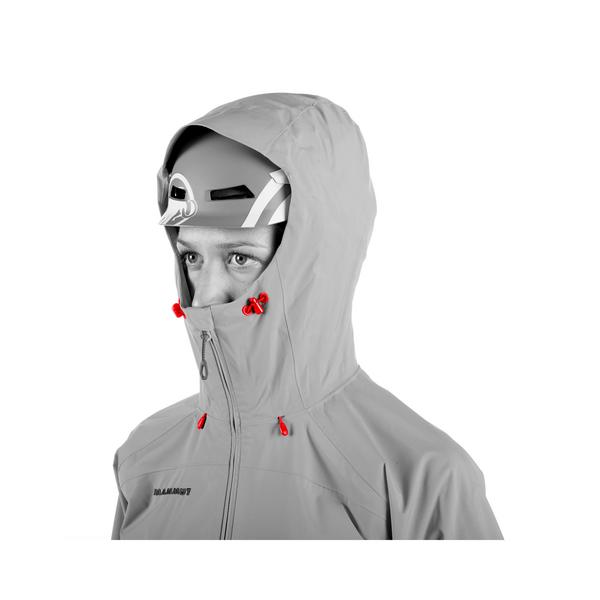 Mammut Hardshell Jackets - Keiko HS Hooded Jacket Women