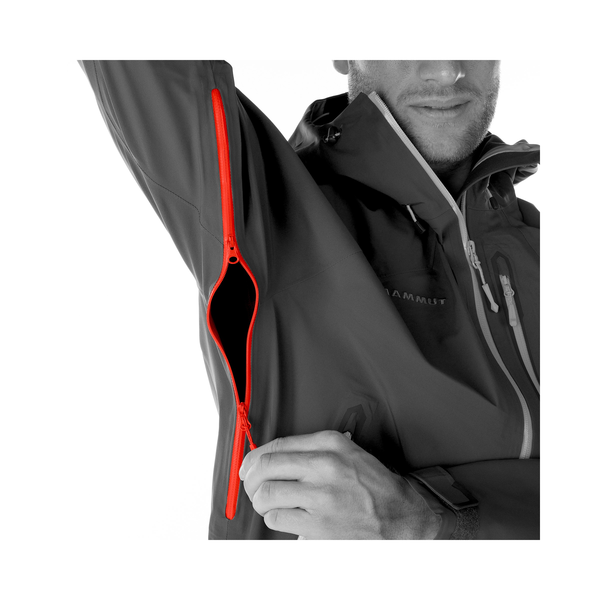 Mammut Hardshell Jackets - Masao Jacket Men