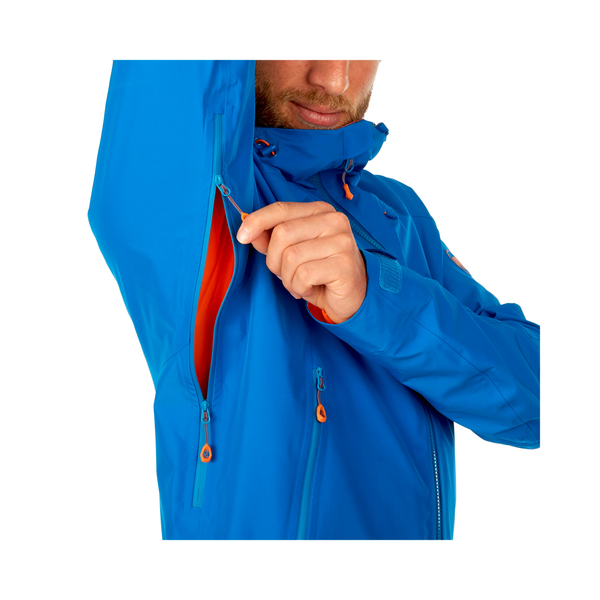 Mammut Hardshell Jackets - Nordwand Advanced HS Hooded Jacket Men