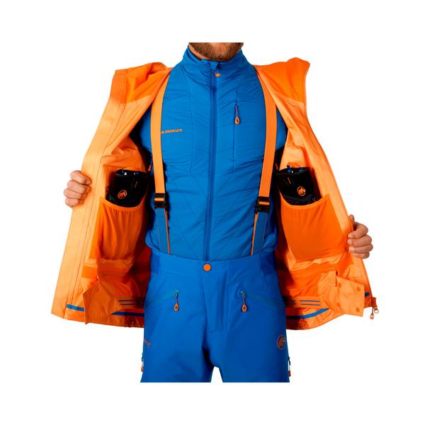Mammut Hardshell-Jacken - Nordwand Pro HS Hooded Jacket Men