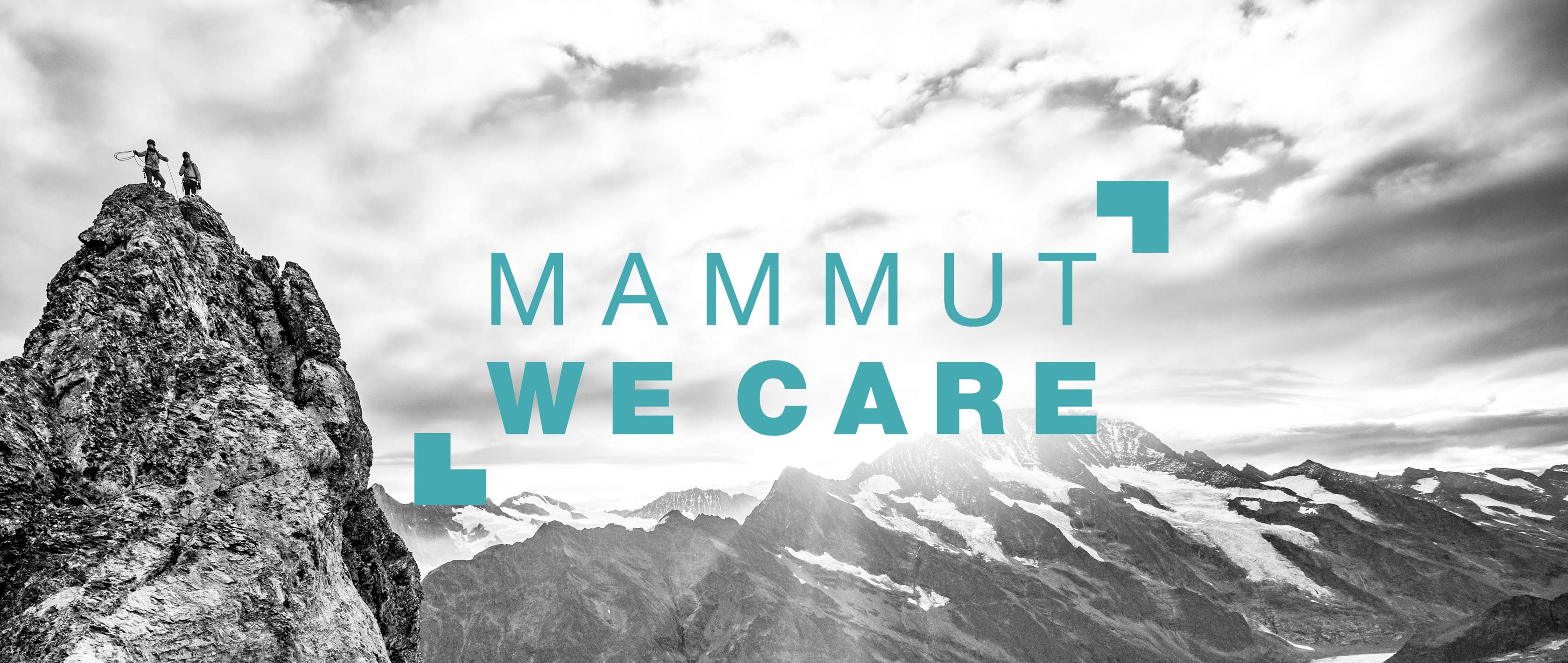 Mammut We Care