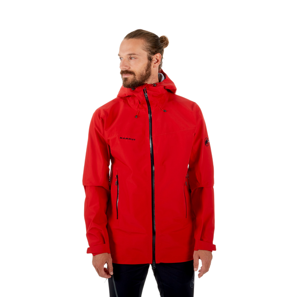 Mammut Clean Production - Crater HS Hooded Jacket Men