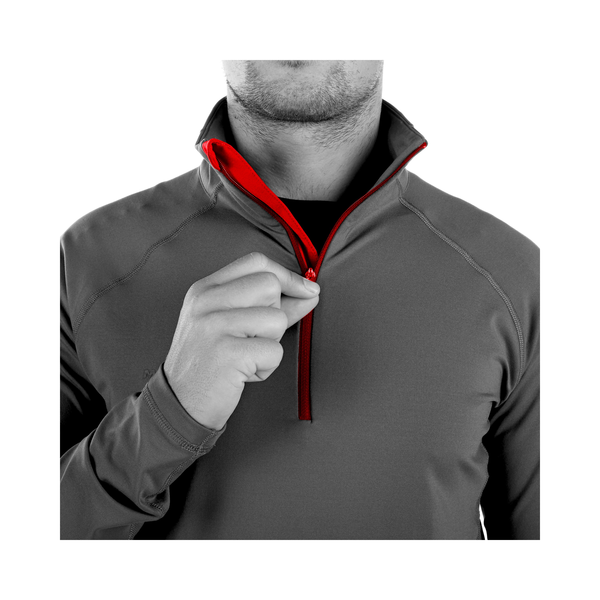 Mammut Clean Production - Snow ML Half Zip Pull Men