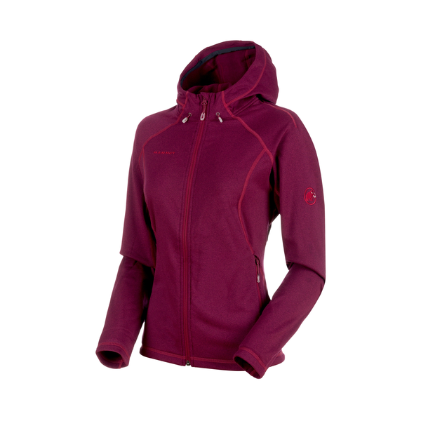 Mammut Midlayer Jacken - Runbold ML Hooded Jacket Women