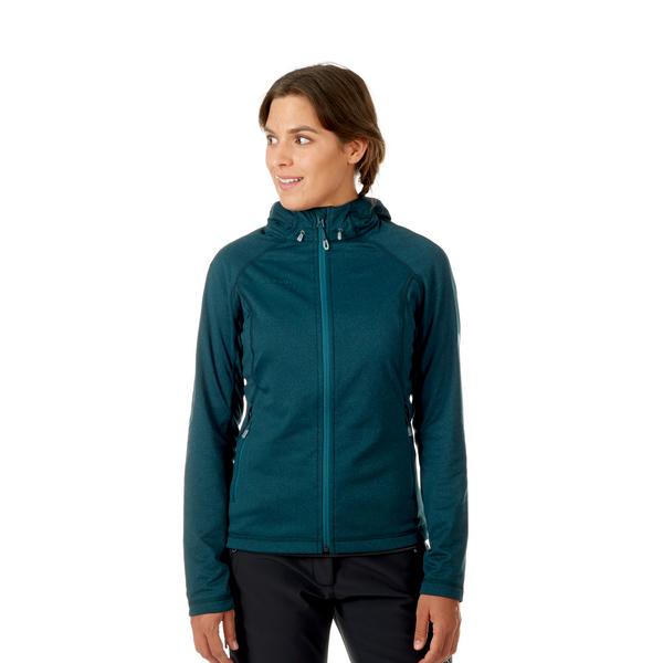 Mammut Midlayer Jacken - Runbold ML Hooded Jacket Women